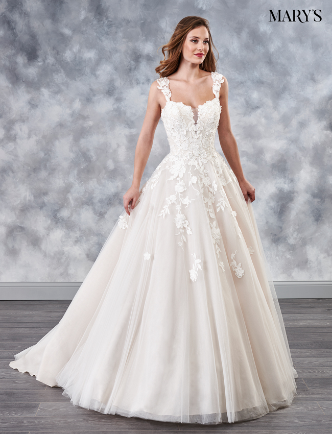 Color Couture Damour Bridal Dresses - Style - MB4034