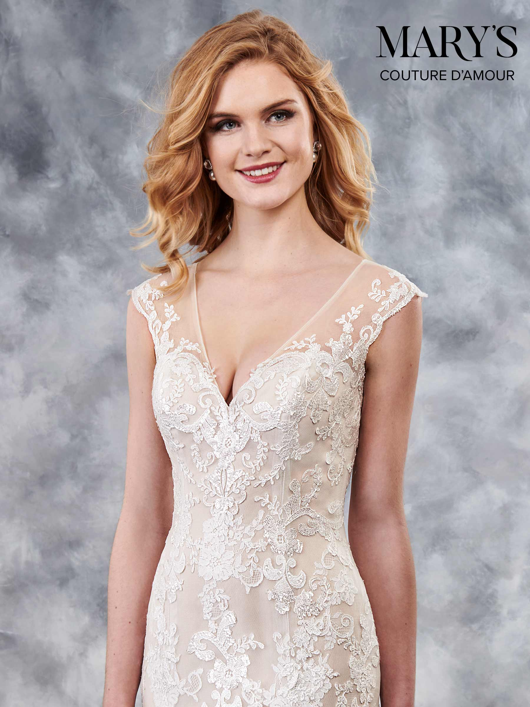 Couture Damour Bridal Dresses | Couture d'Amour | Style - MB4035