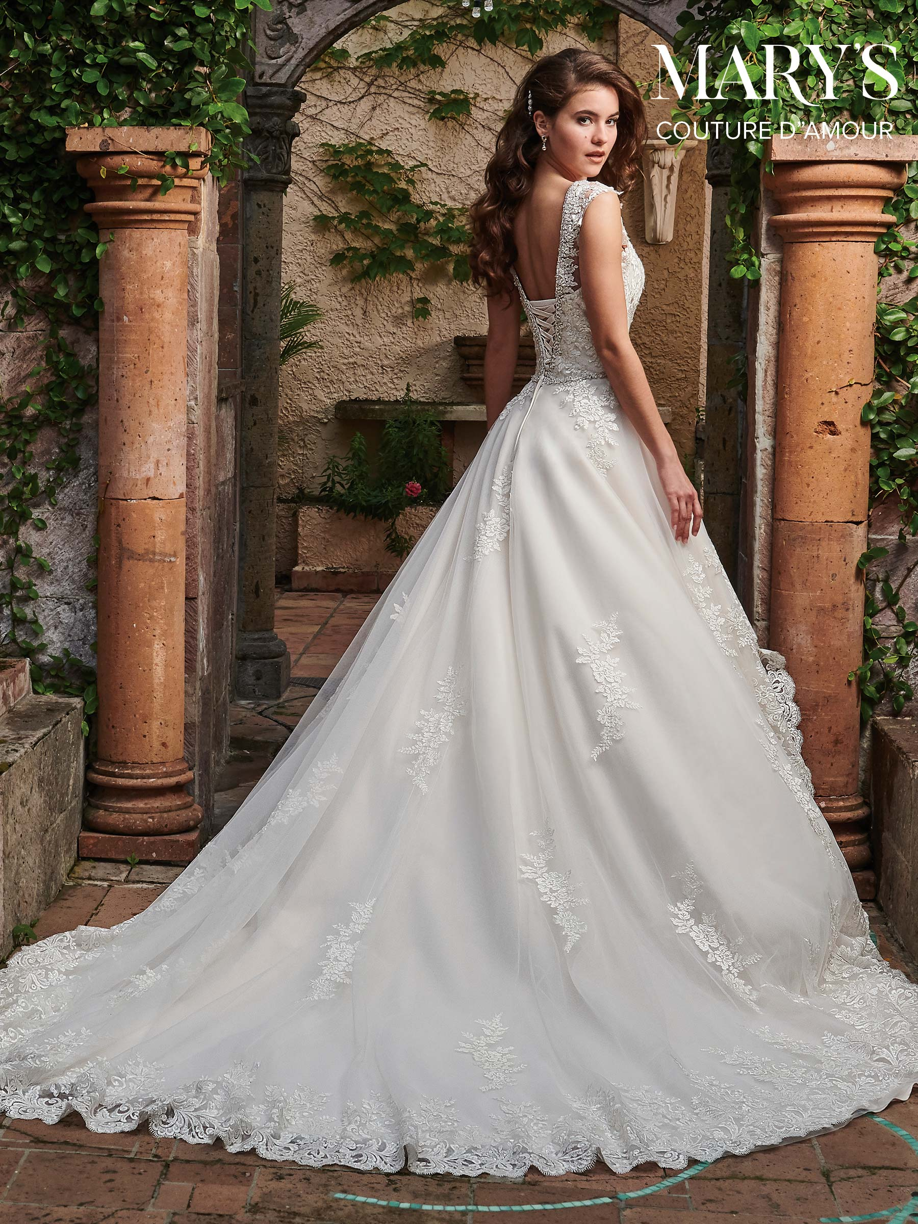 Couture Damour Bridal Dresses   Couture d'Amour   Style - MB4036