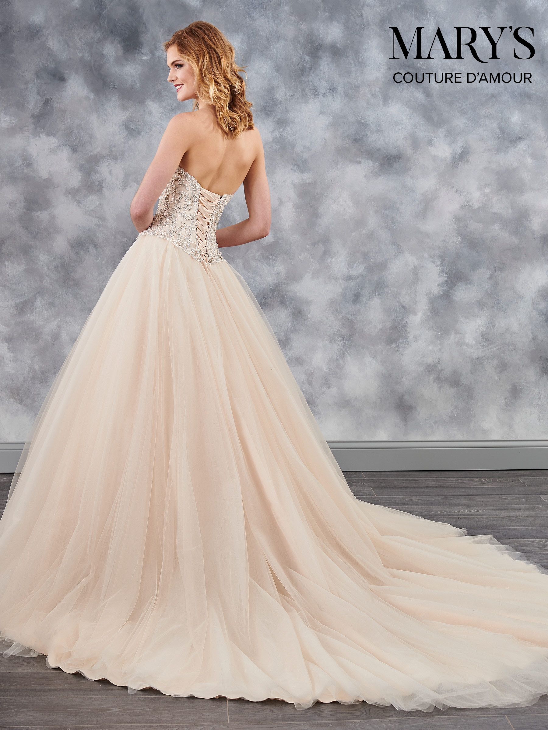 Couture Damour Bridal Dresses   Couture d'Amour   Style - MB4038