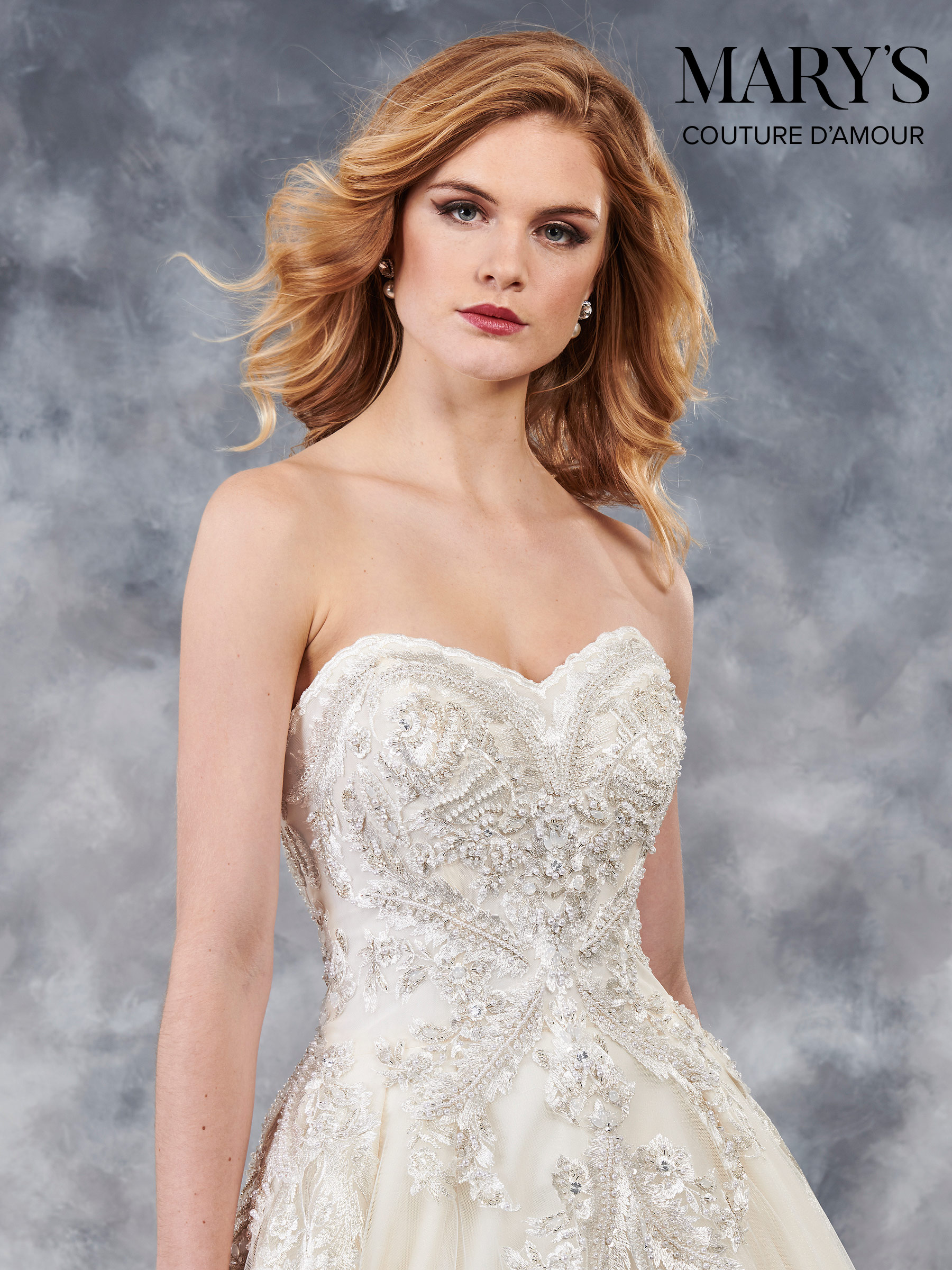Couture Damour Bridal Dresses | Couture d'Amour | Style - MB4039