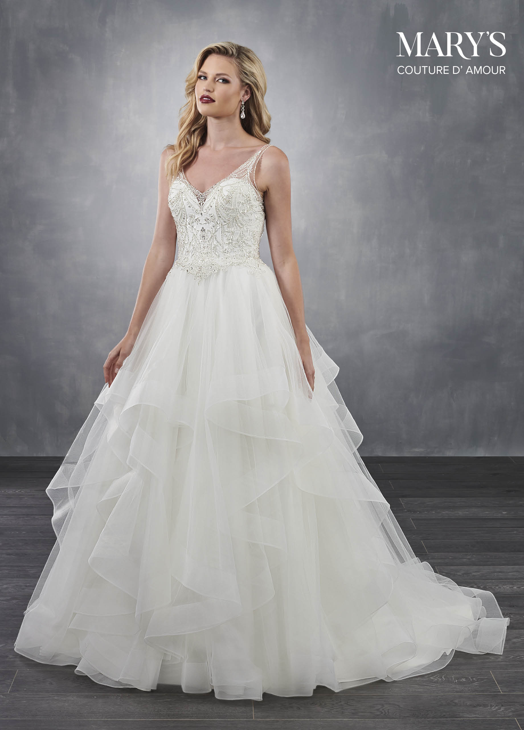 Couture Damour Bridal Dresses | Couture d'Amour | Style - MB4040