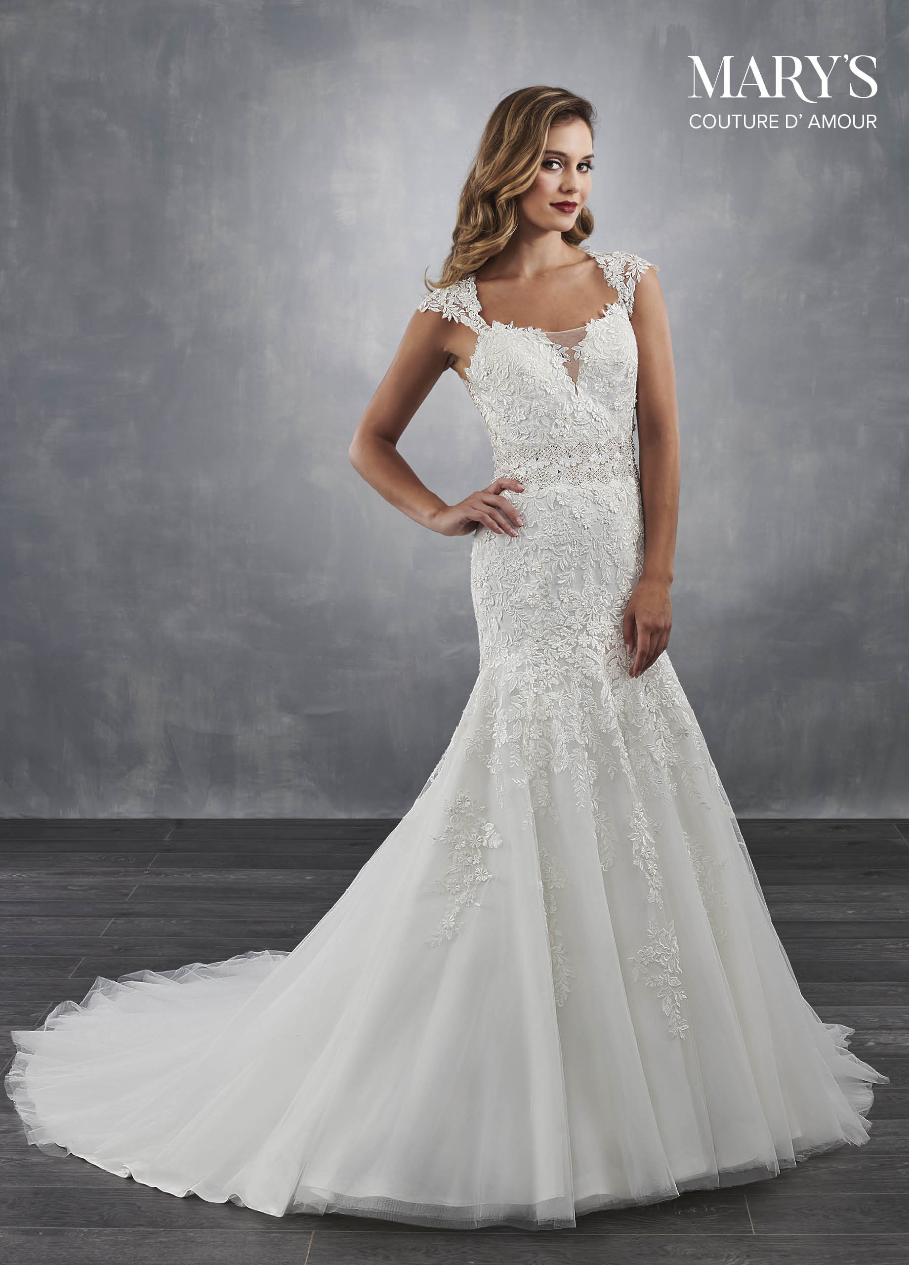 Couture Damour Bridal Dresses | Couture d'Amour | Style - MB4041