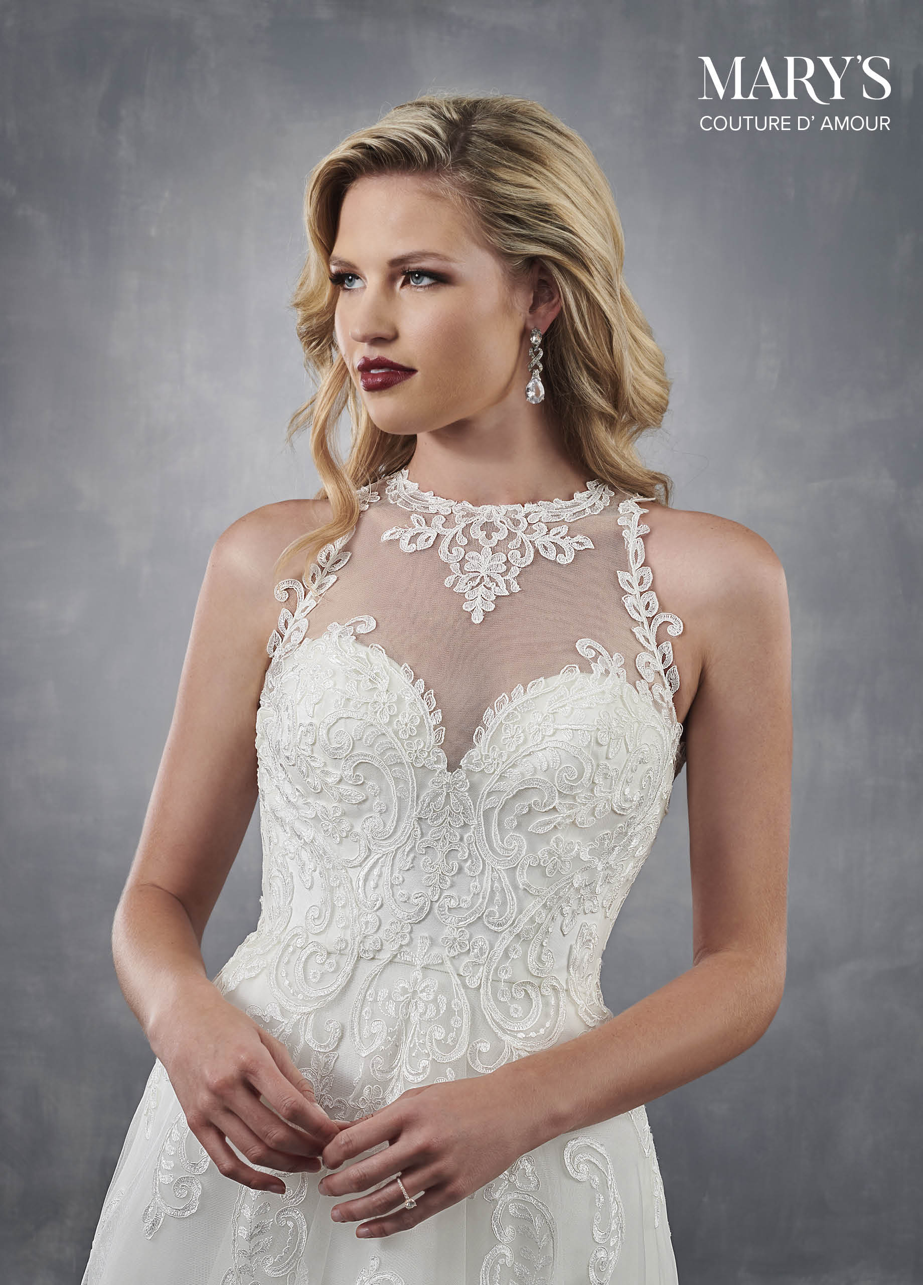 Couture Damour Bridal Dresses | Couture d'Amour | Style - MB4042