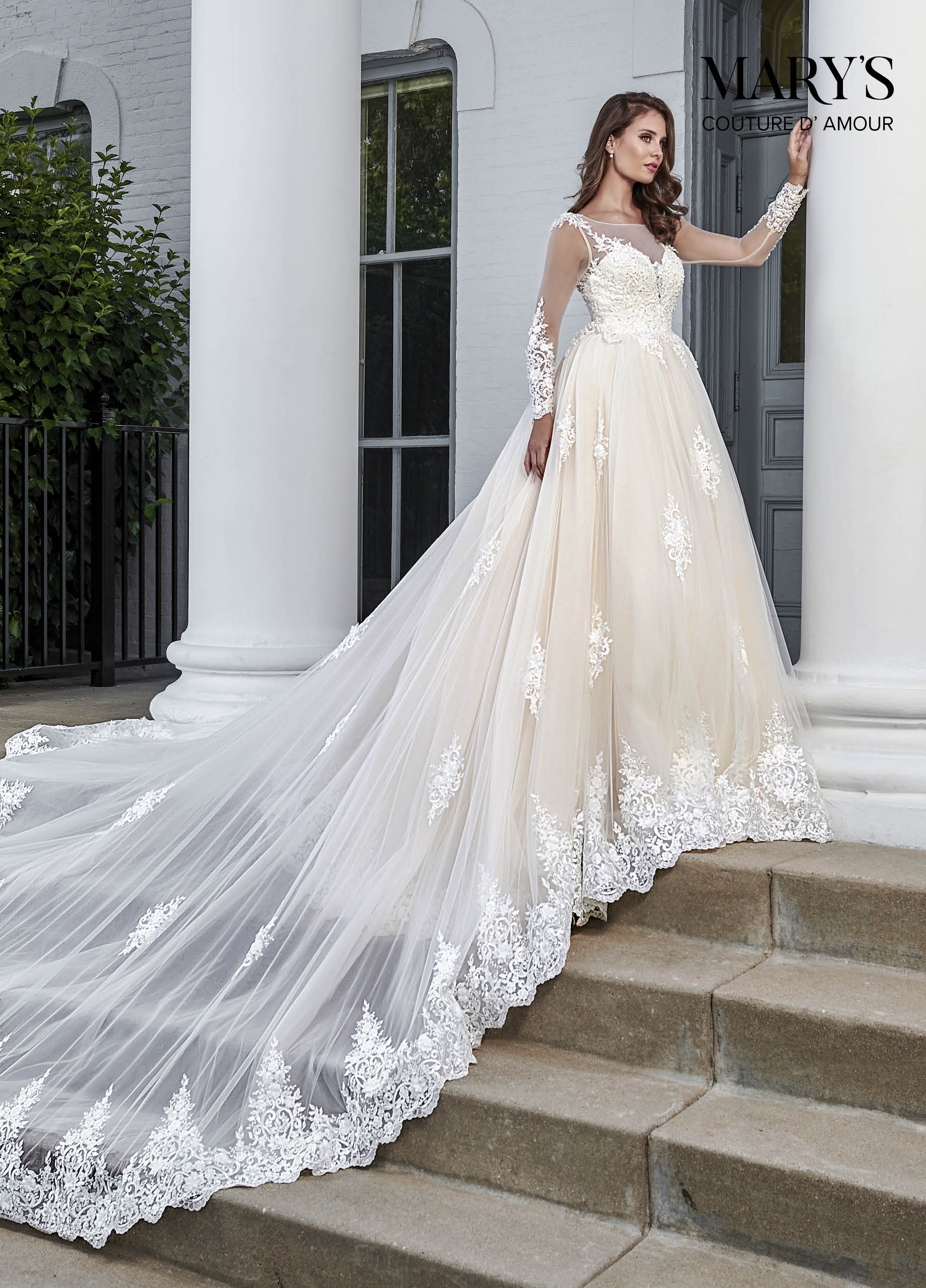 Couture Damour Bridal Dresses | Couture d'Amour | Style - MB4044