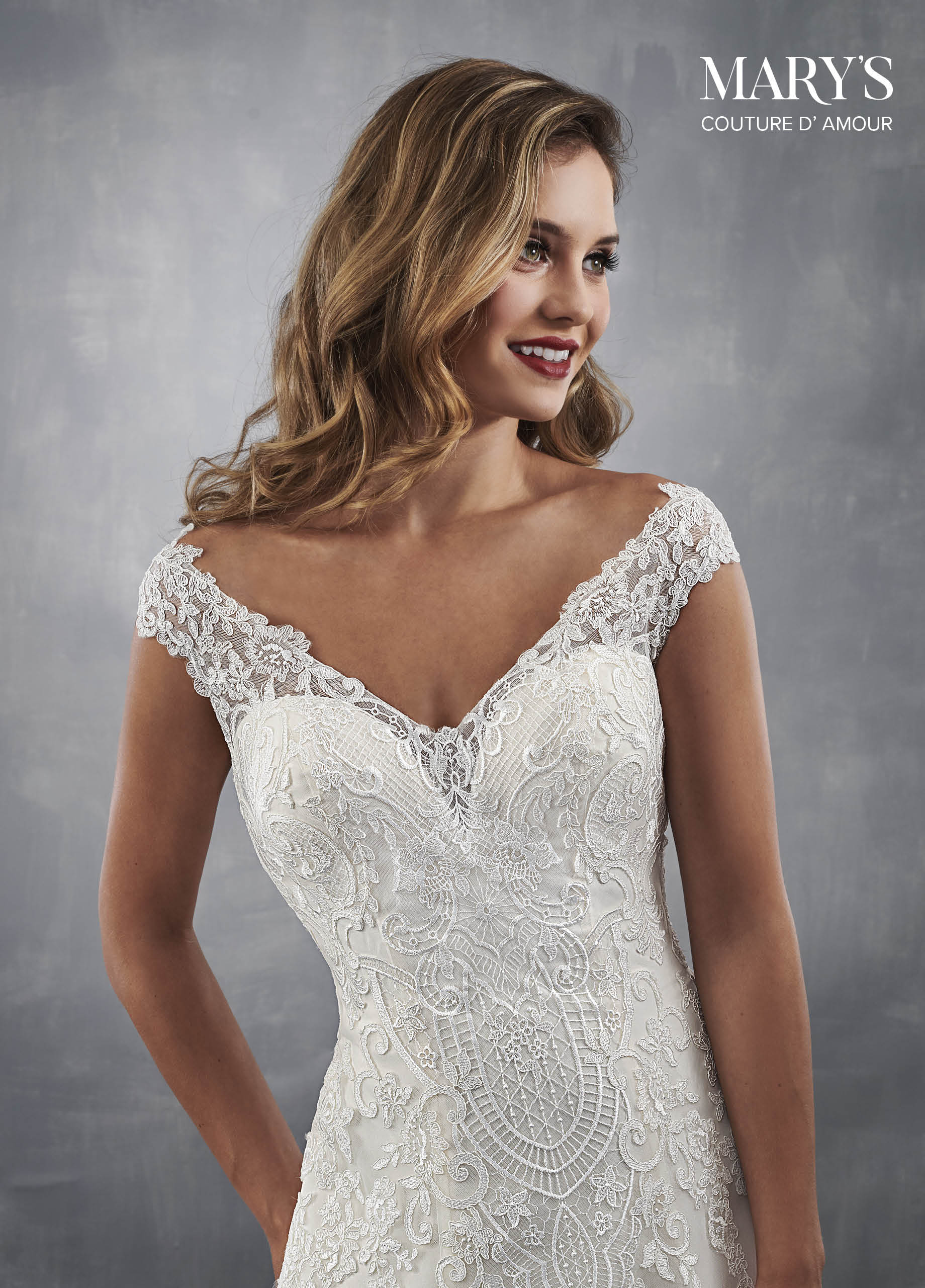 Couture Damour Bridal Dresses   Couture d'Amour   Style - MB4045