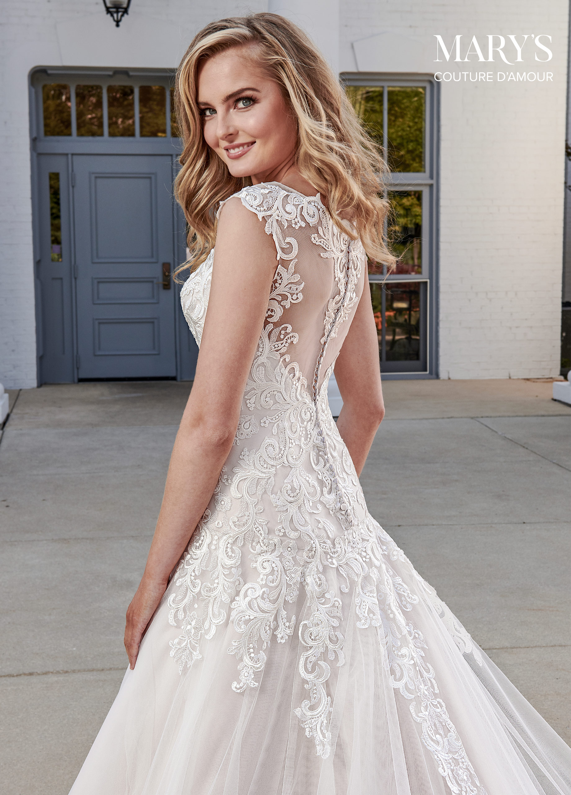 Couture Damour Bridal Dresses | Couture d'Amour | Style - MB4047