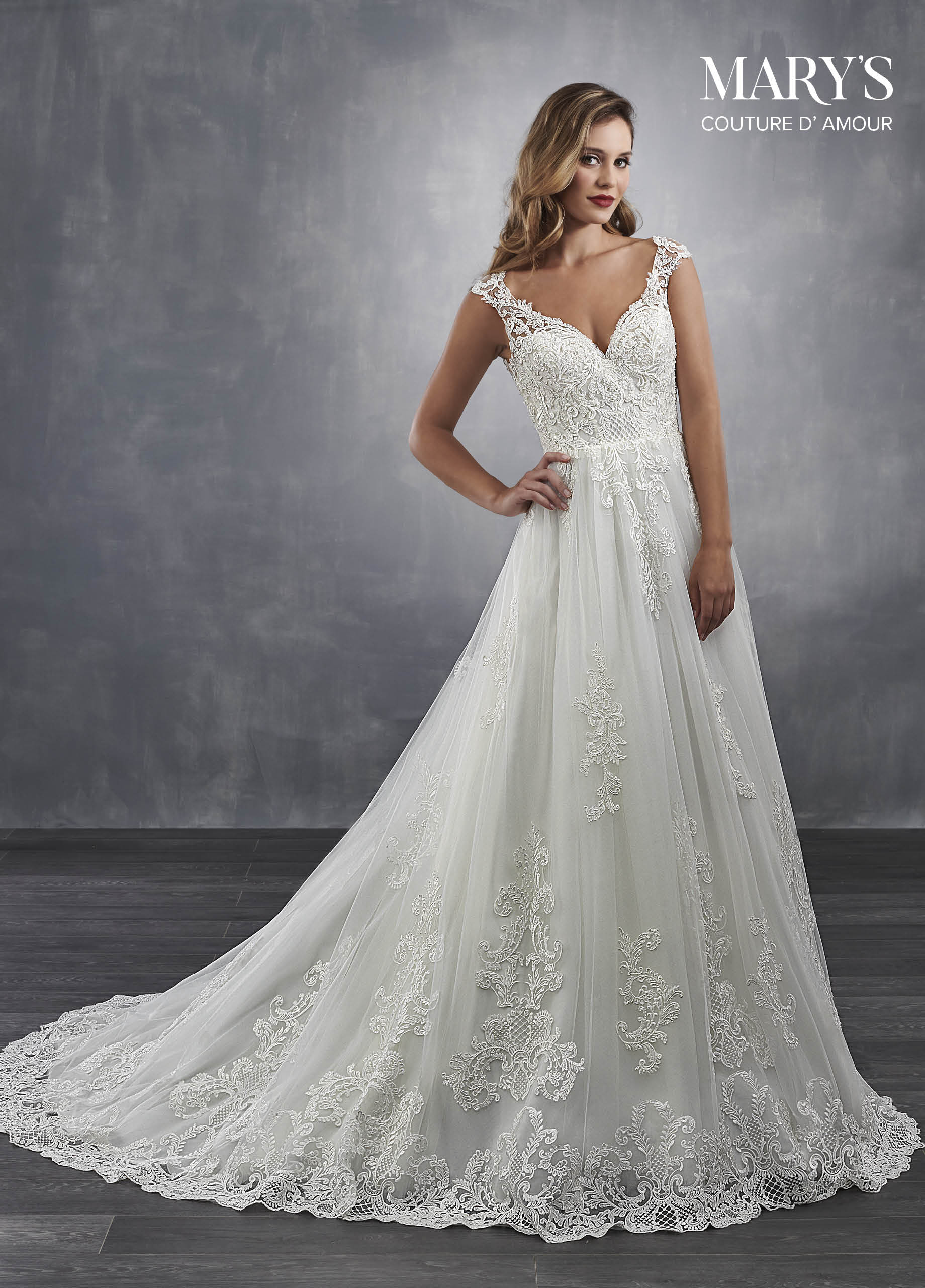 Couture Damour Bridal Dresses | Couture d'Amour | Style - MB4049