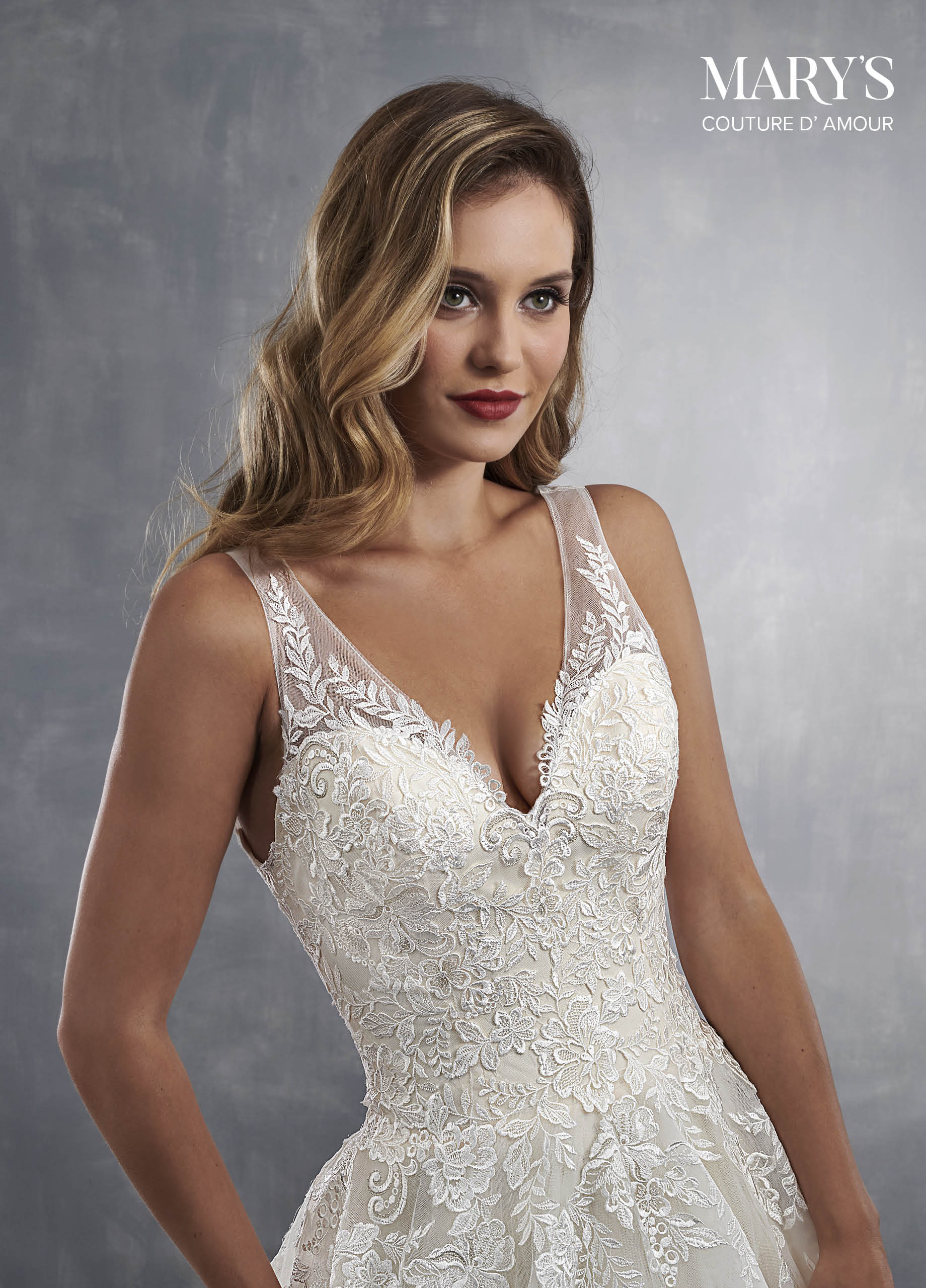Couture Damour Bridal Dresses | Couture d'Amour | Style - MB4053