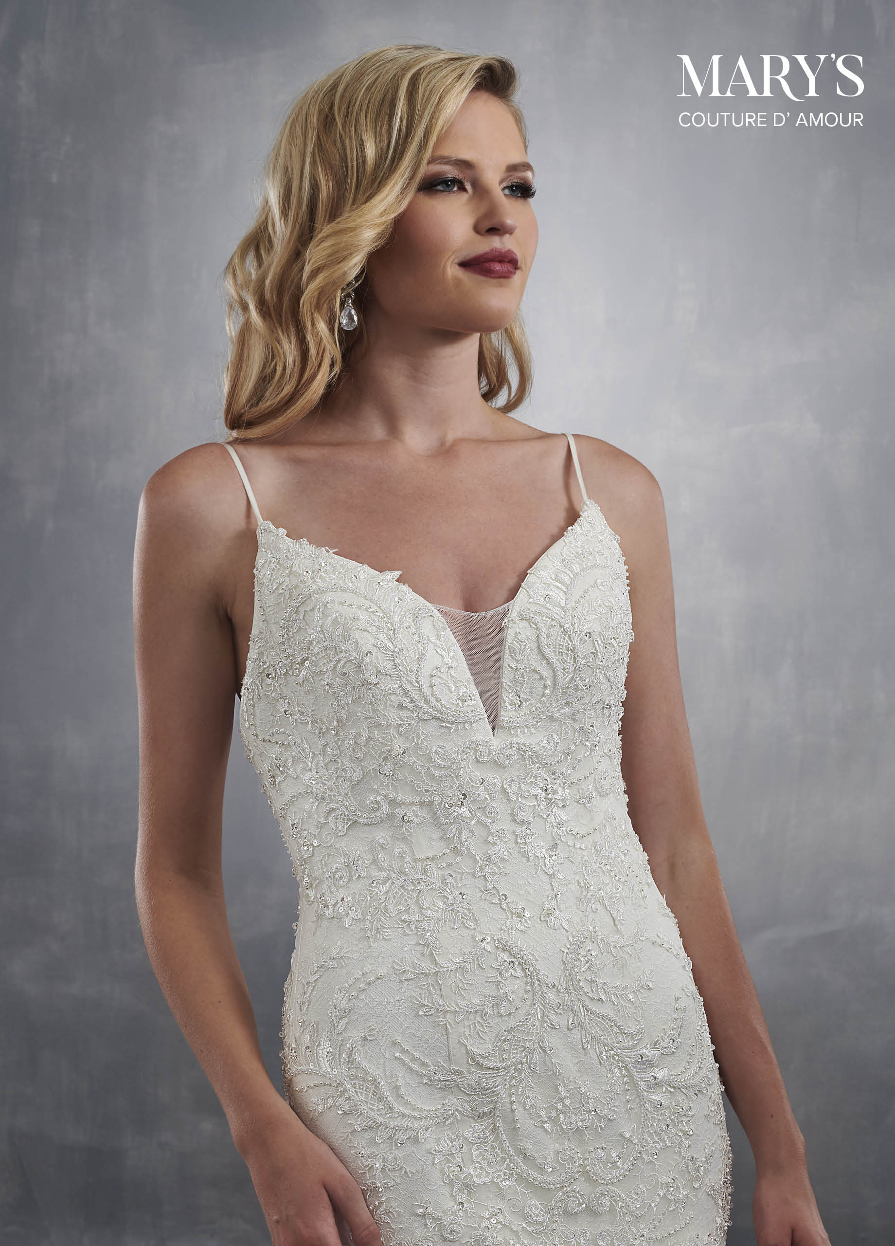 Couture Damour Bridal Dresses | Couture d'Amour | Style - MB4054