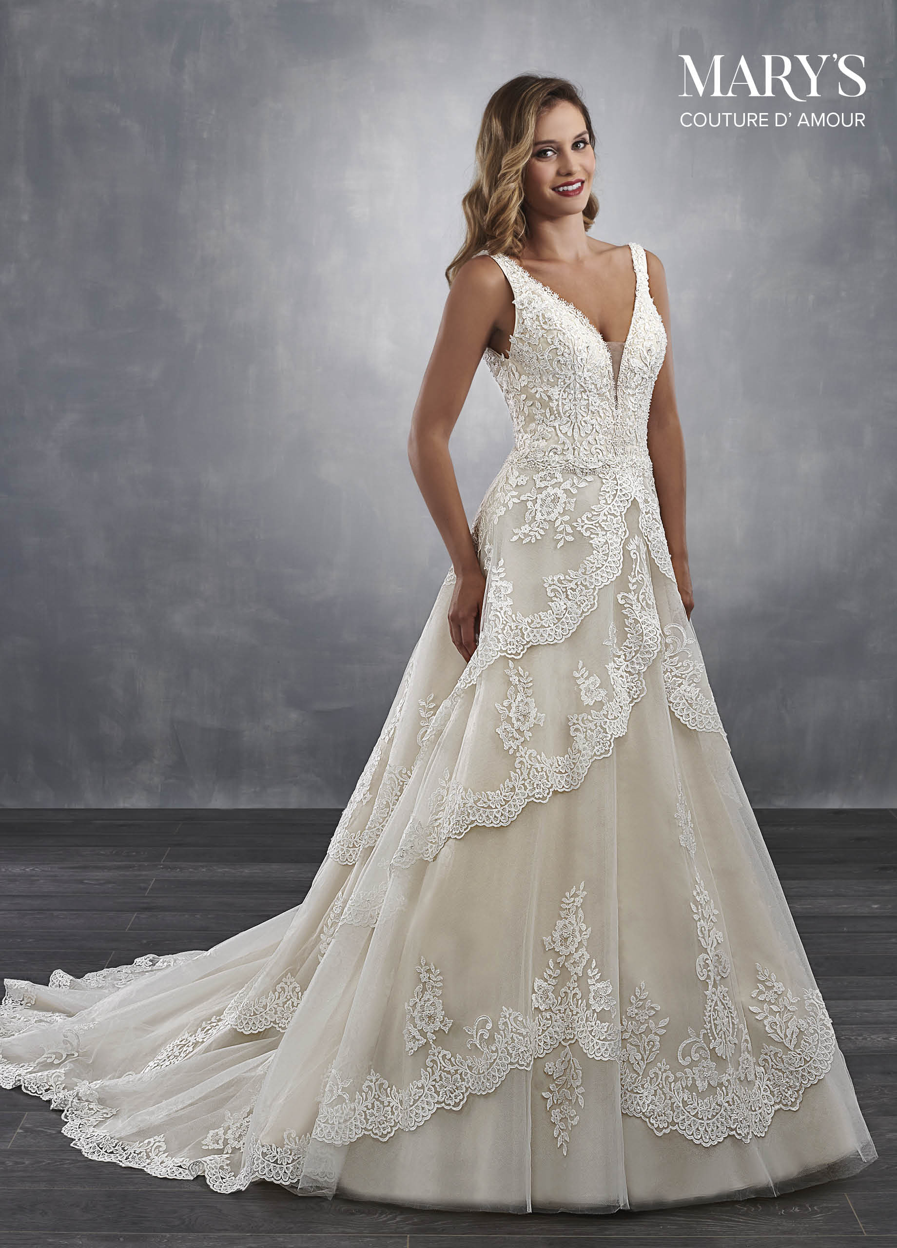 Couture Damour Bridal Dresses | Couture d'Amour | Style - MB4057