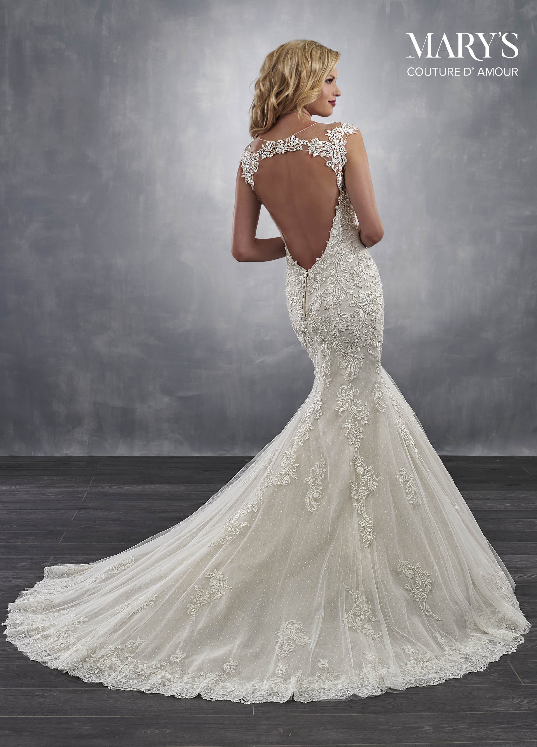 Couture Damour Bridal Dresses | Couture d'Amour | Style - MB4058