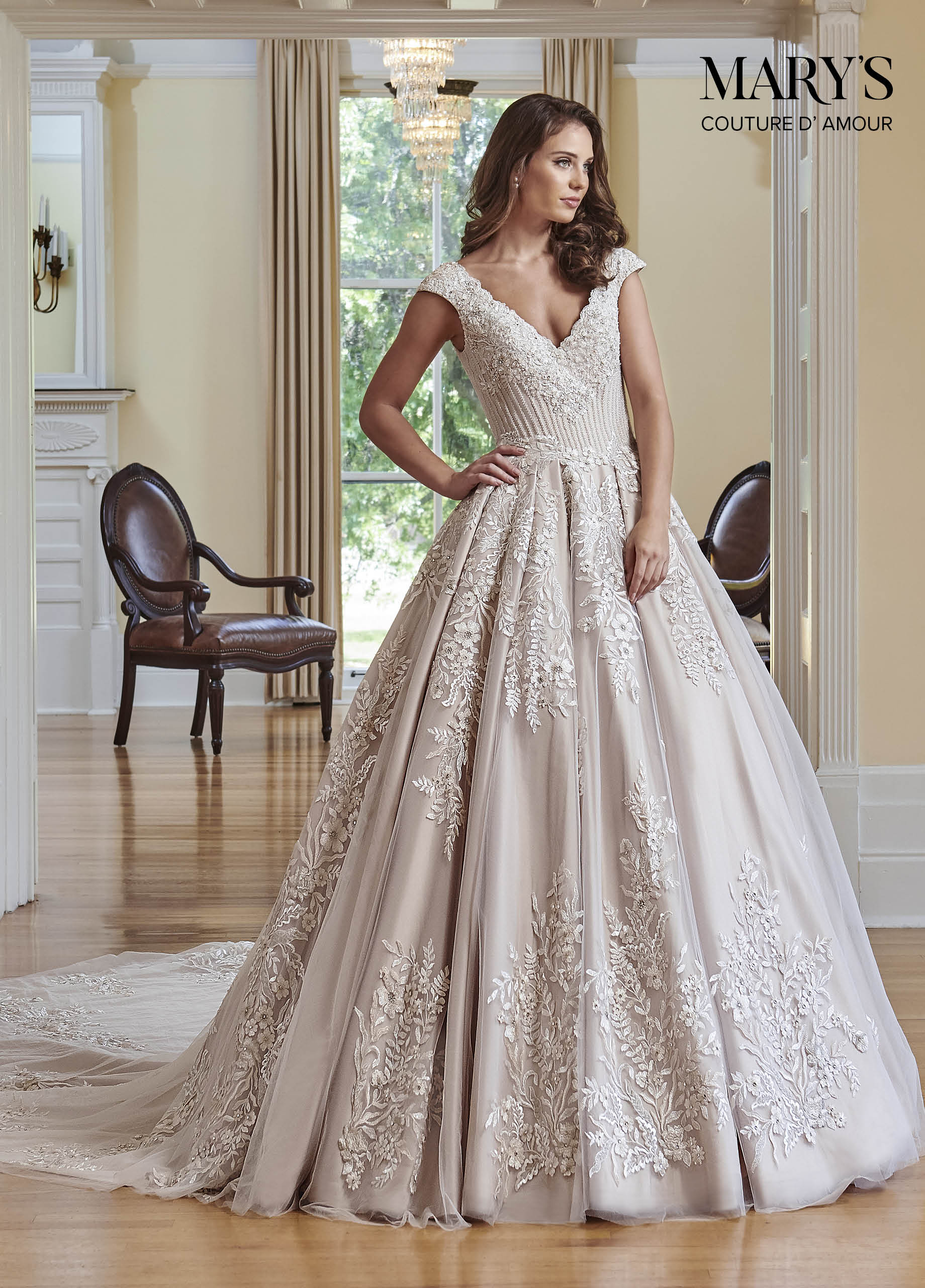 Couture Damour Bridal Dresses | Couture d'Amour | Style - MB4059