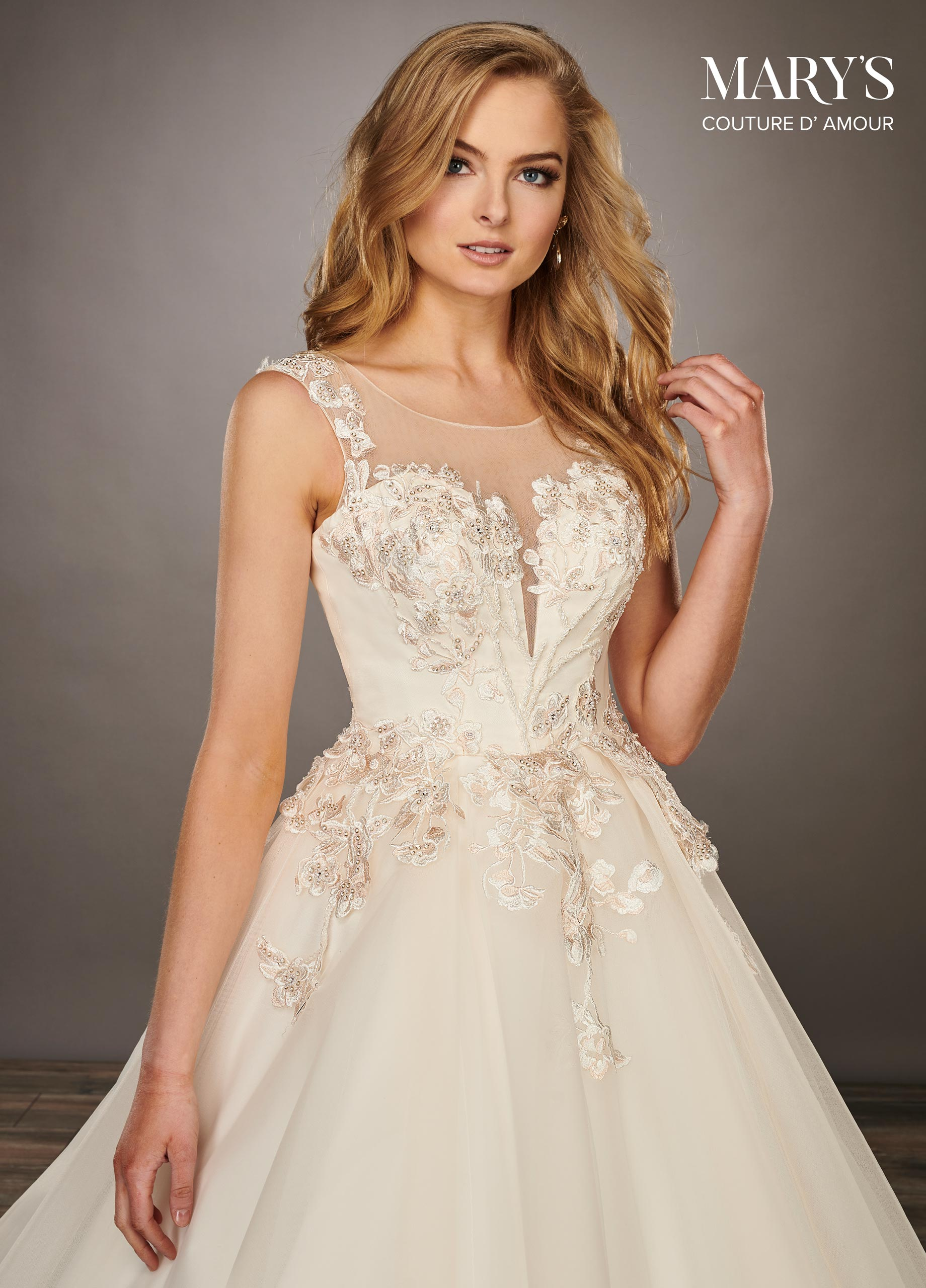 Couture Damour Bridal Dresses | Couture d'Amour | Style - MB4060