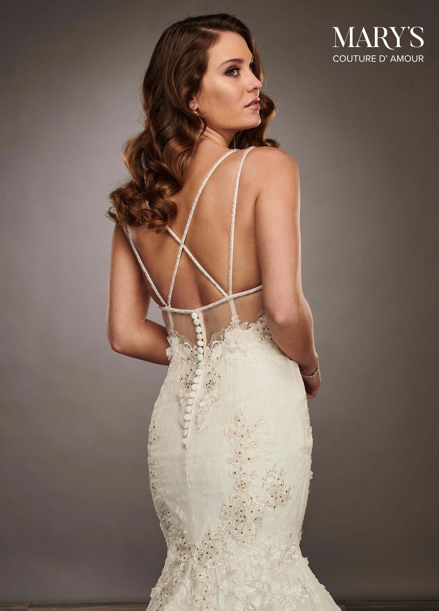 Couture Damour Bridal Dresses | Couture d'Amour | Style - MB4061
