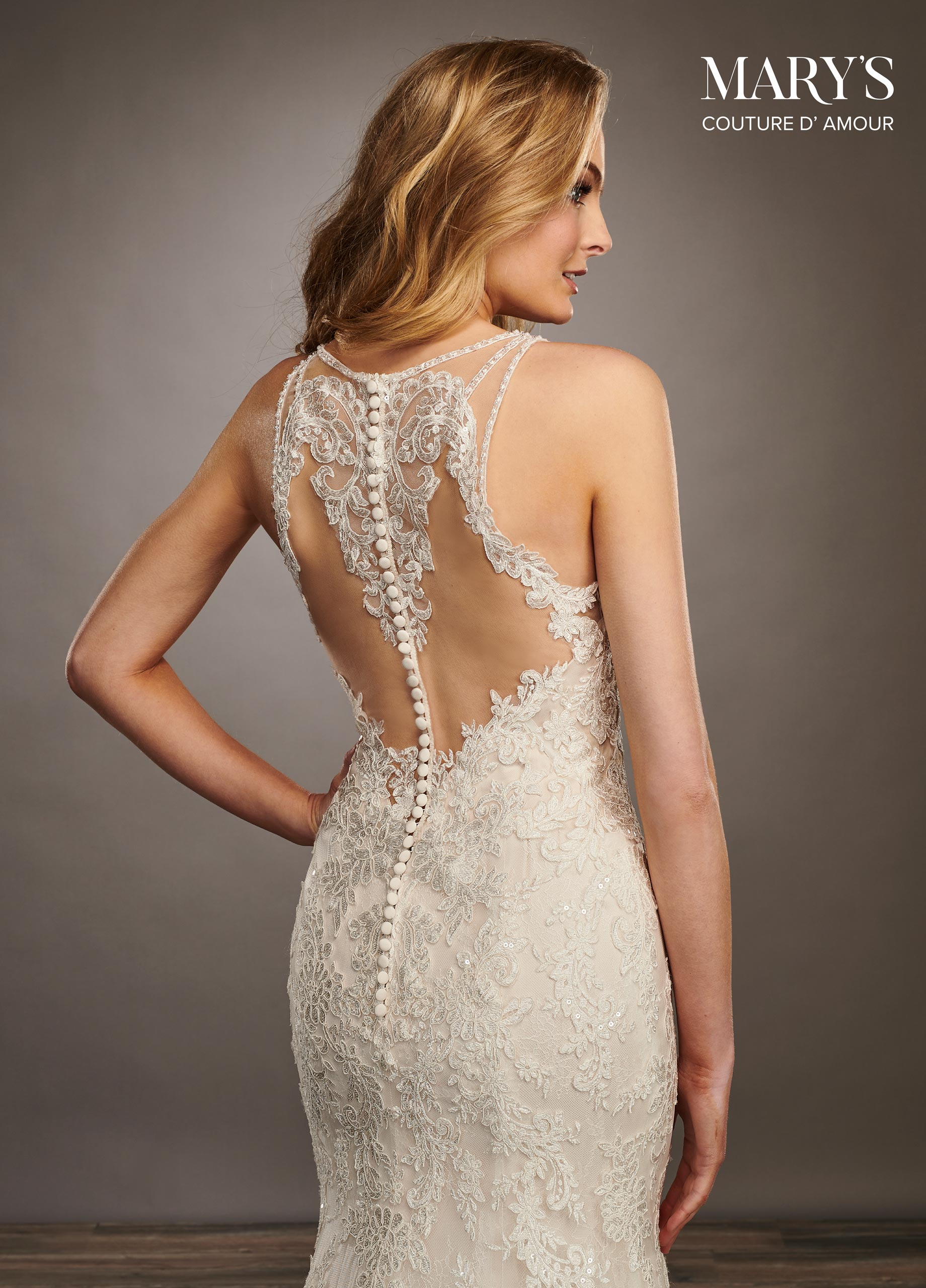 Couture Damour Bridal Dresses   Couture d'Amour   Style - MB4063