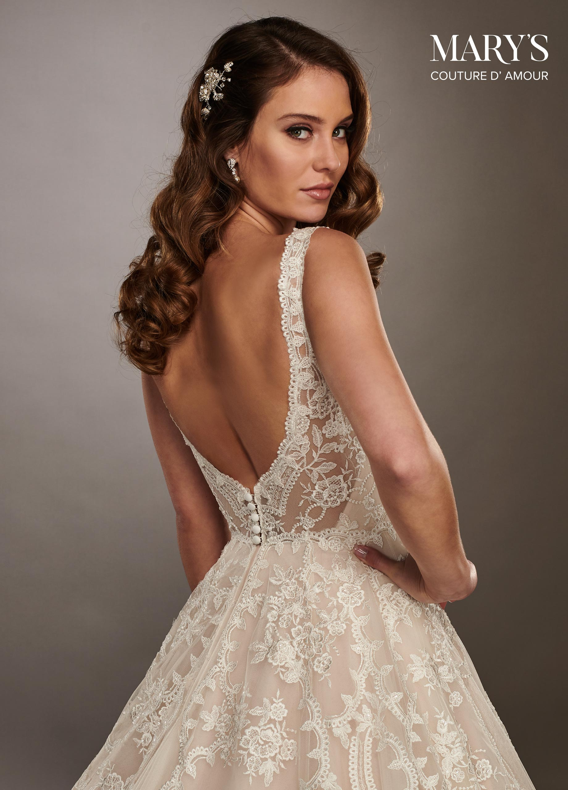Couture Damour Bridal Dresses | Couture d'Amour | Style - MB4064