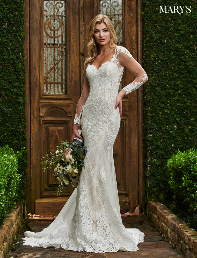 Champagne Color Couture Damour Bridal Dresses - Style - MB4065