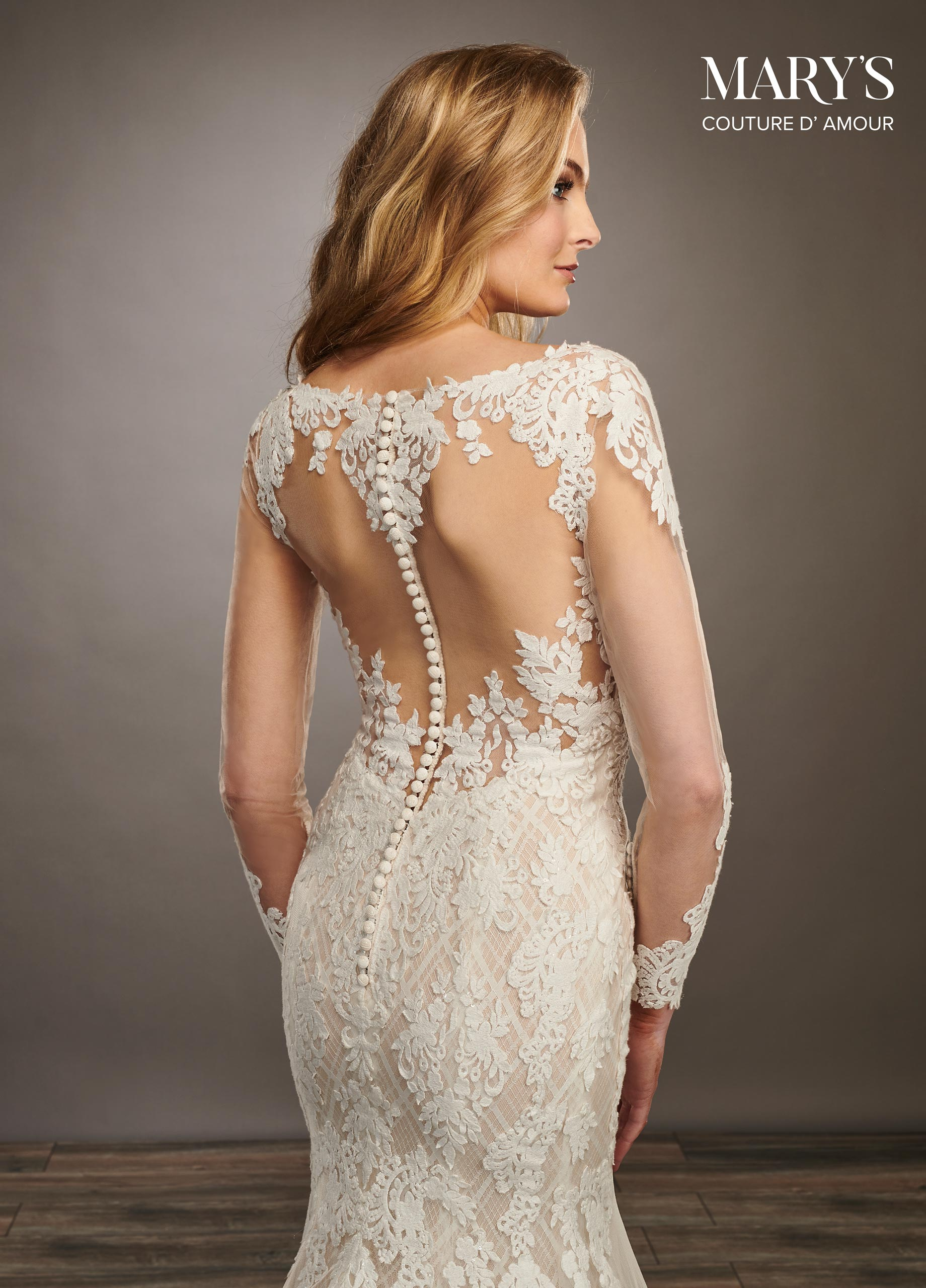 Couture Damour Bridal Dresses | Couture d'Amour | Style - MB4065