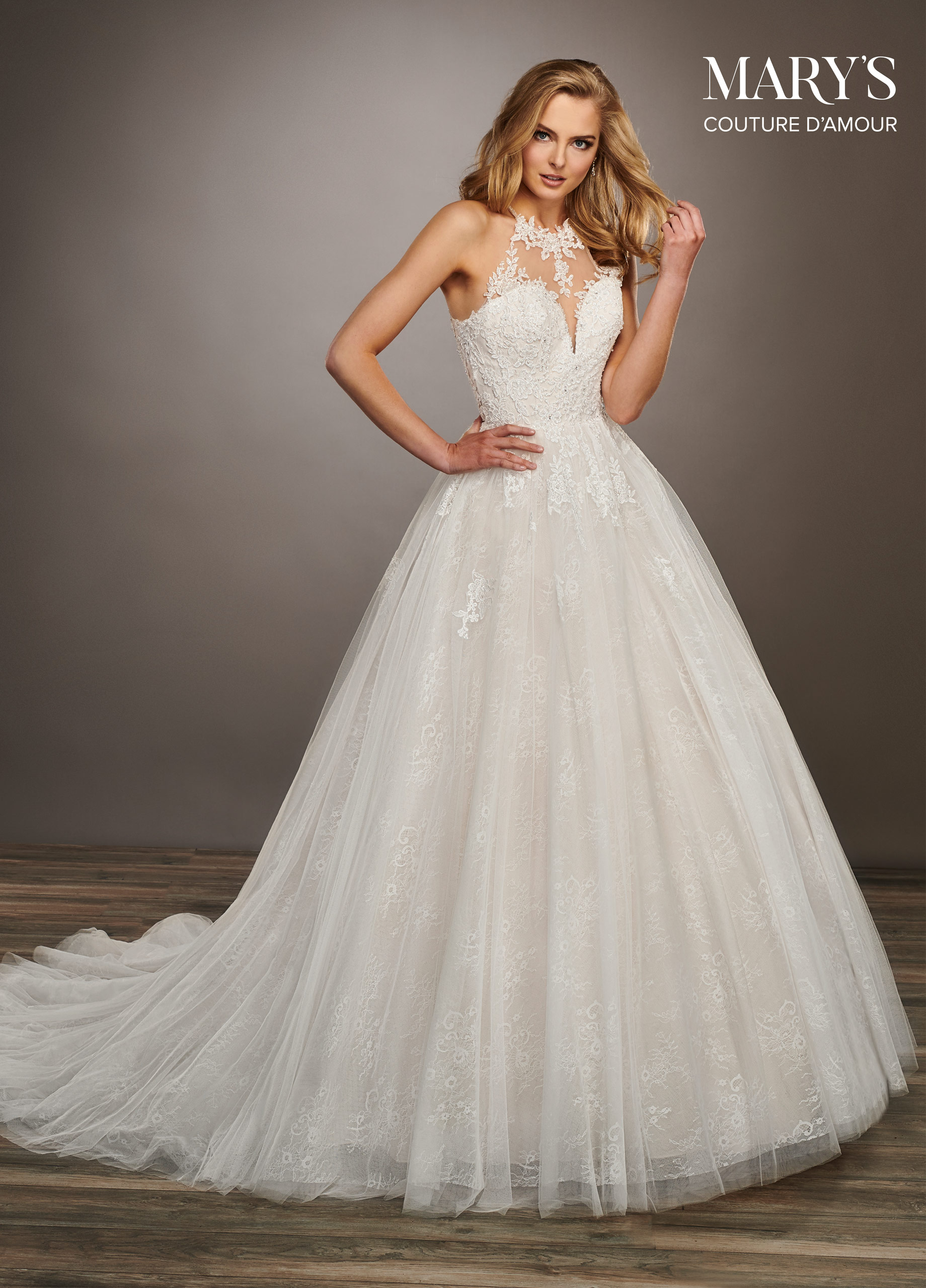 Couture Damour Bridal Dresses | Couture d'Amour | Style - MB4066