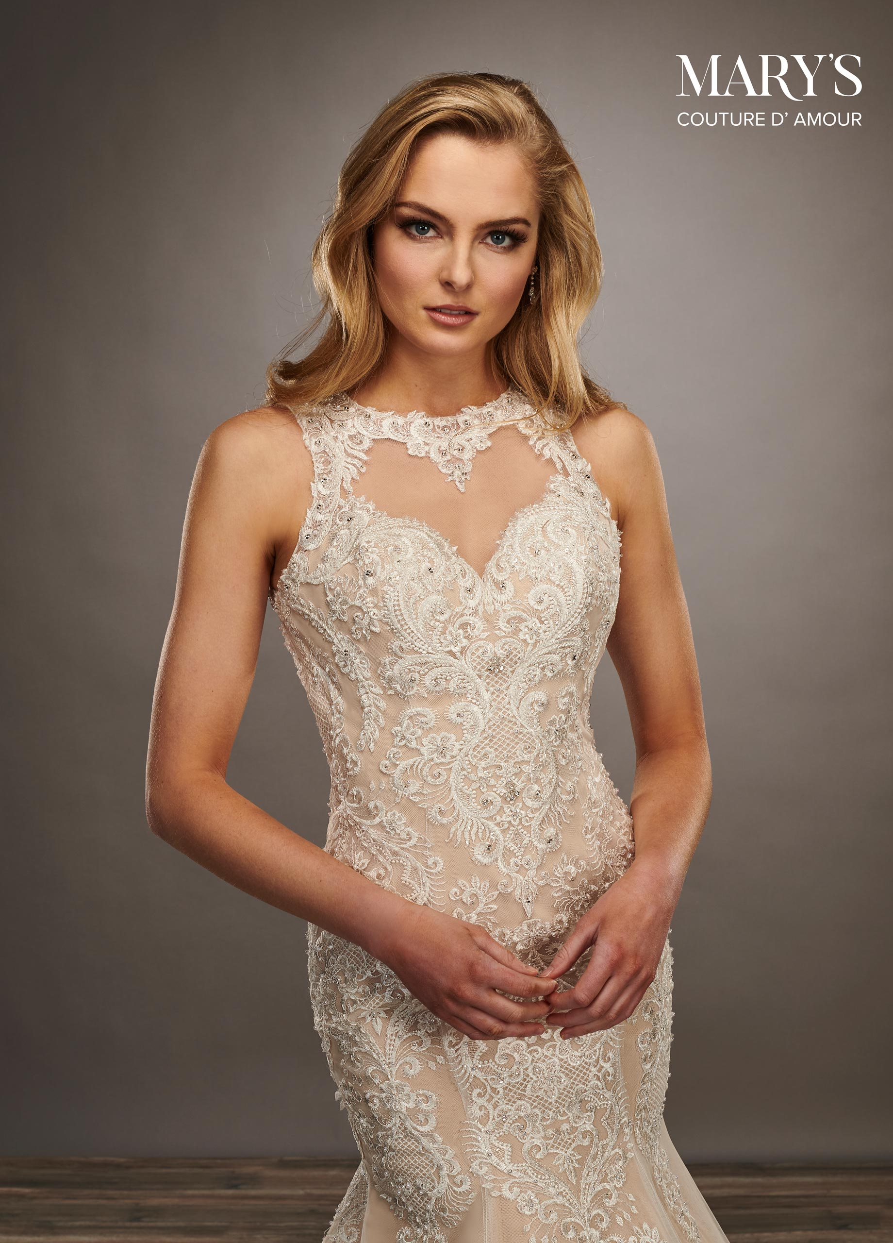 Couture Damour Bridal Dresses | Couture d'Amour | Style - MB4069