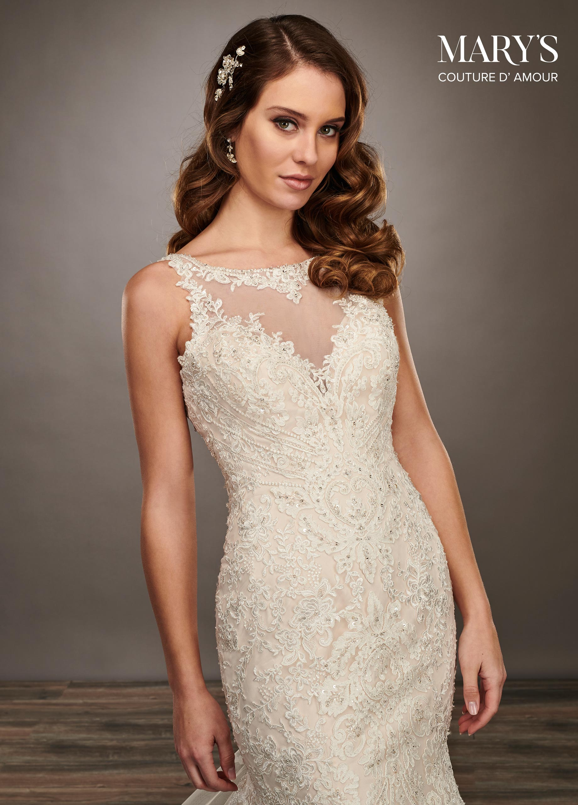 Couture Damour Bridal Dresses | Couture d'Amour | Style - MB4071