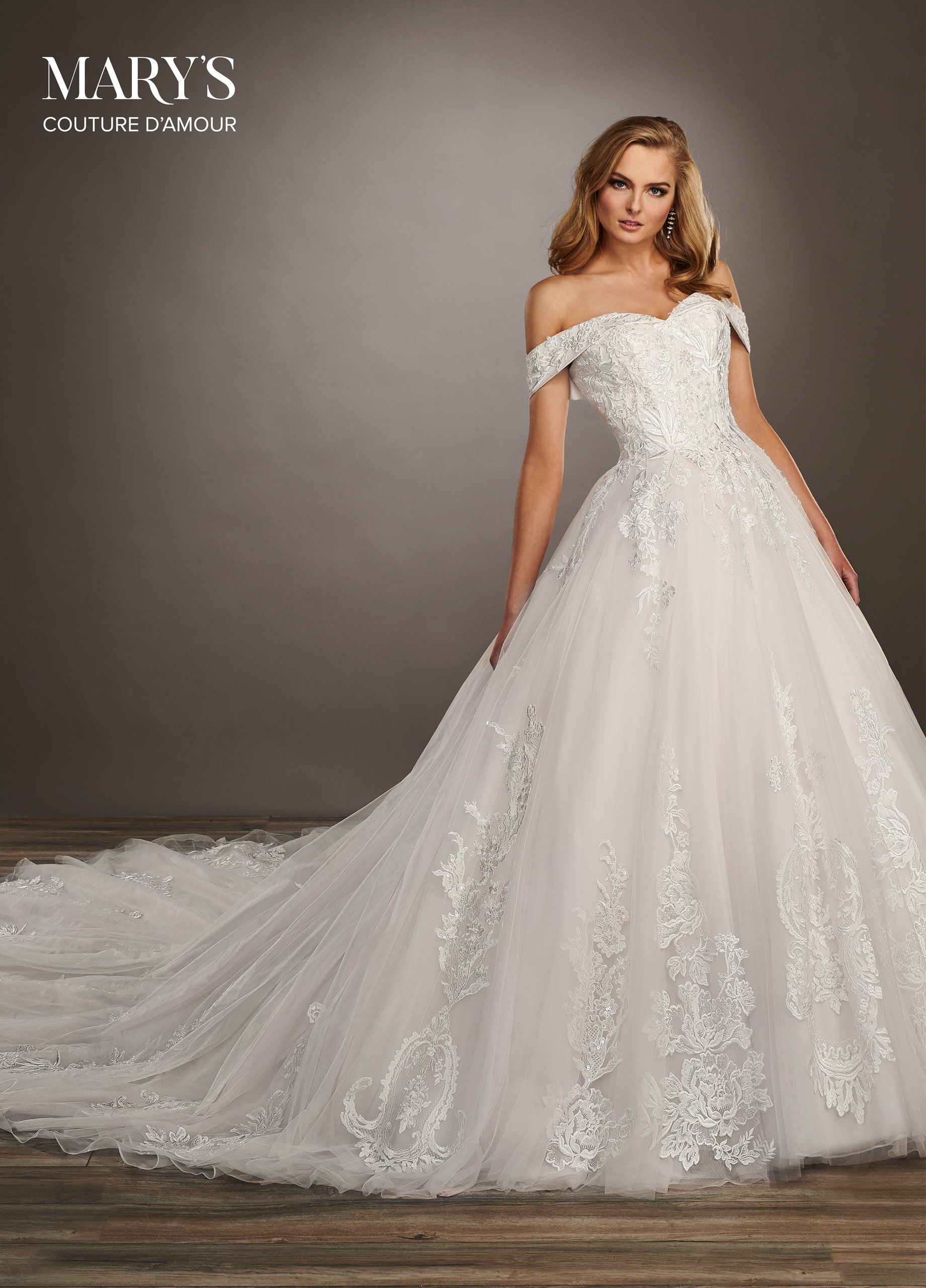 Couture Damour Bridal Dresses | Couture d'Amour | Style - MB4072