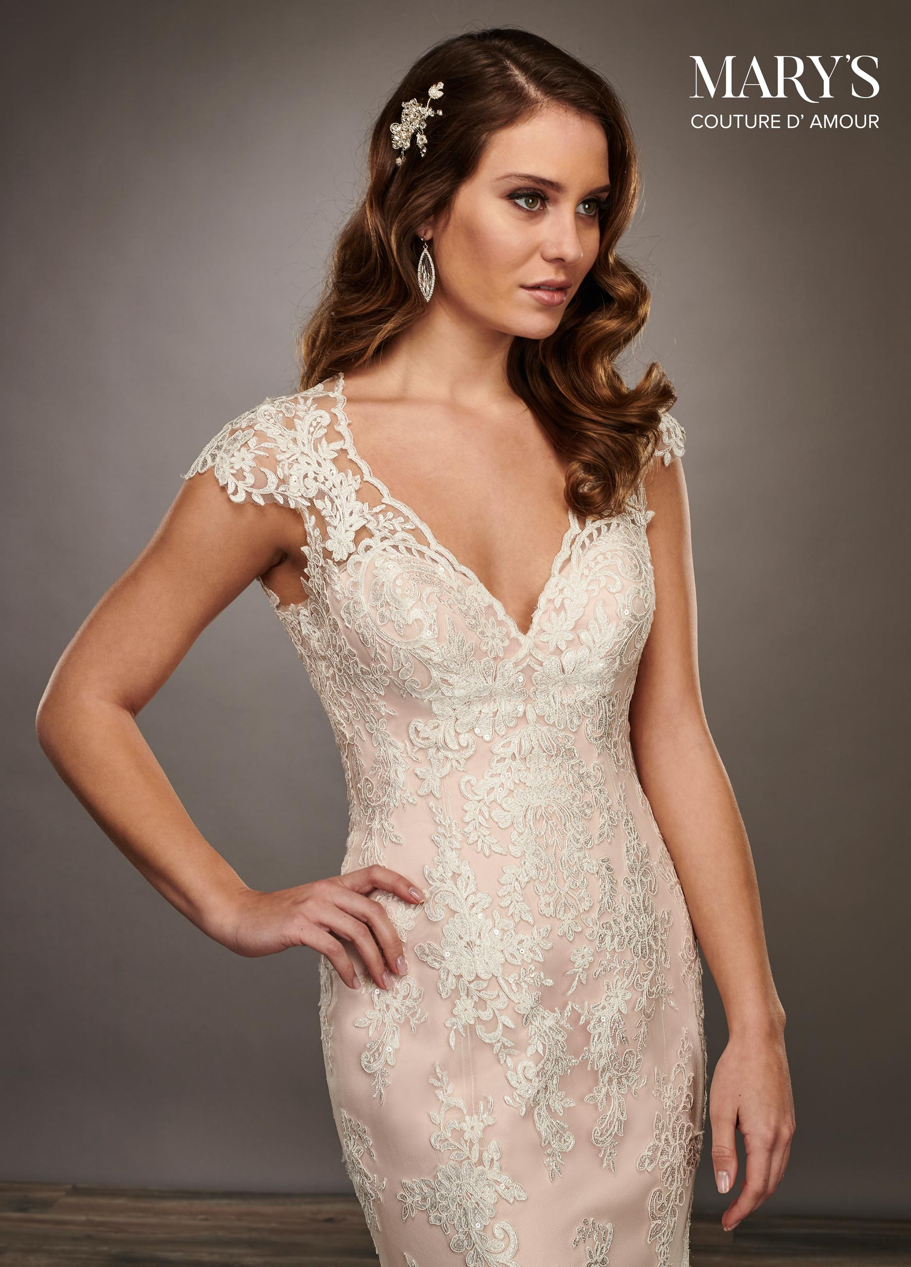 Couture Damour Bridal Dresses | Couture d'Amour | Style - MB4073