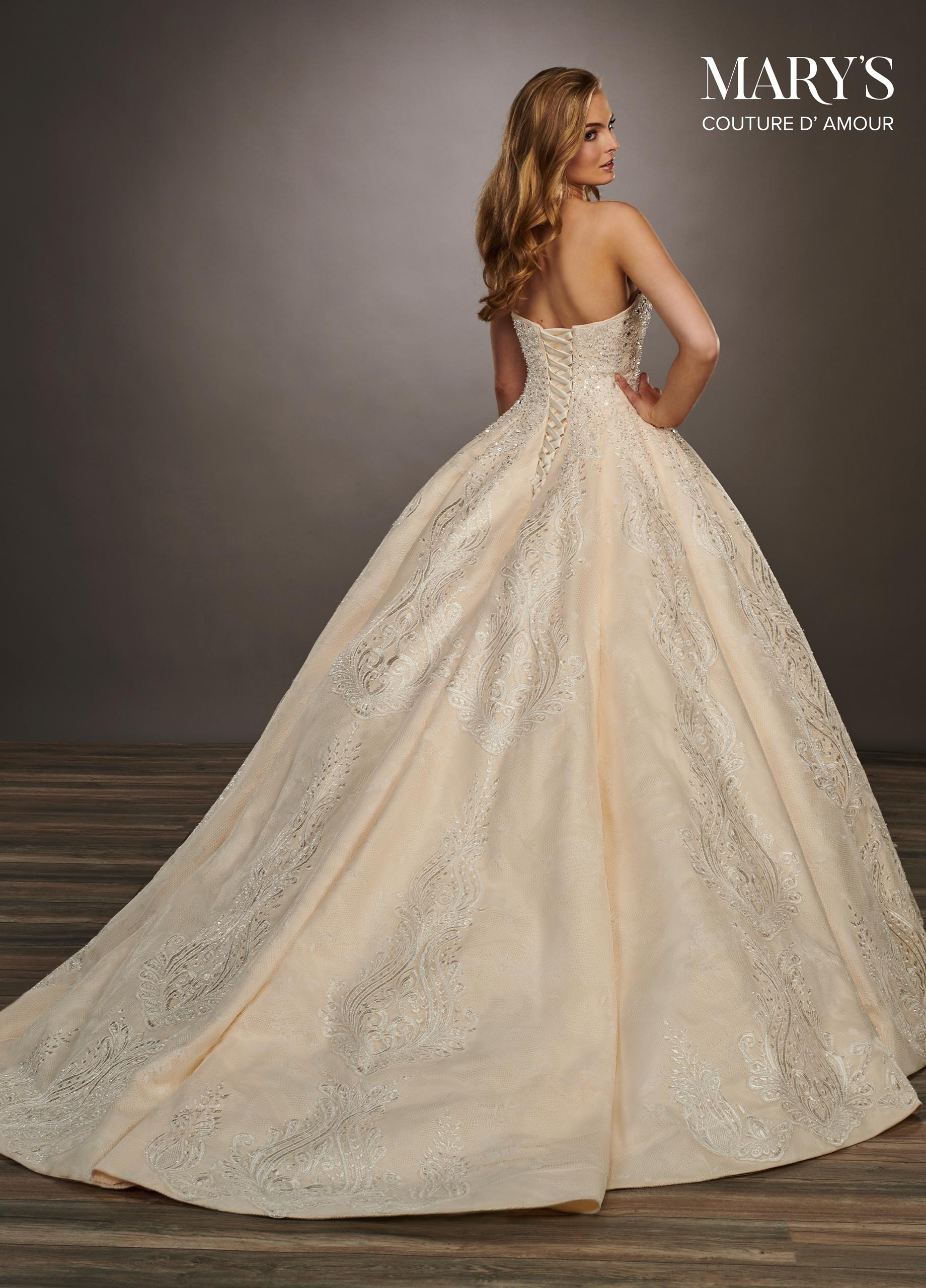 Couture Damour Bridal Dresses | Couture d'Amour | Style - MB4076