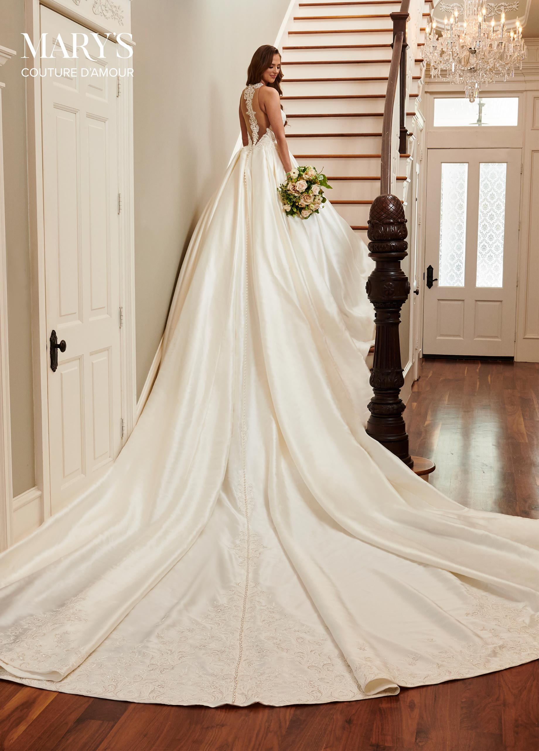 Couture Damour Bridal Dresses | Couture d'Amour | Style - MB4078