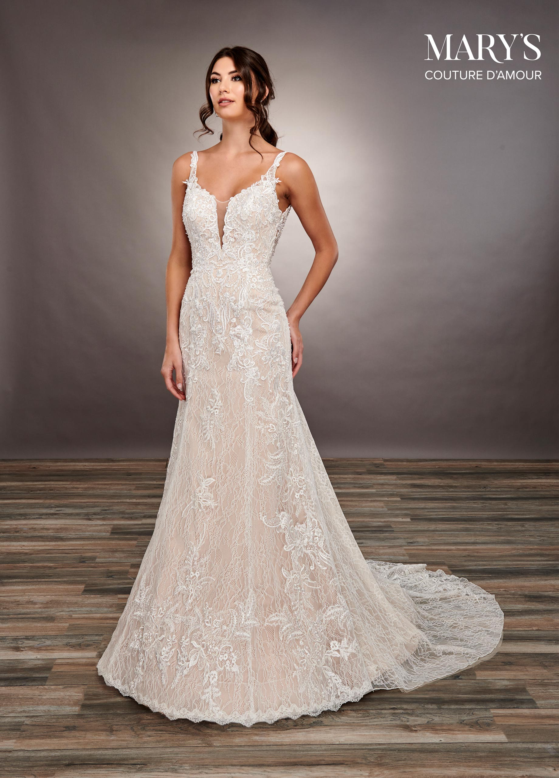 Couture Damour Bridal Dresses | Couture d'Amour | Style - MB4079