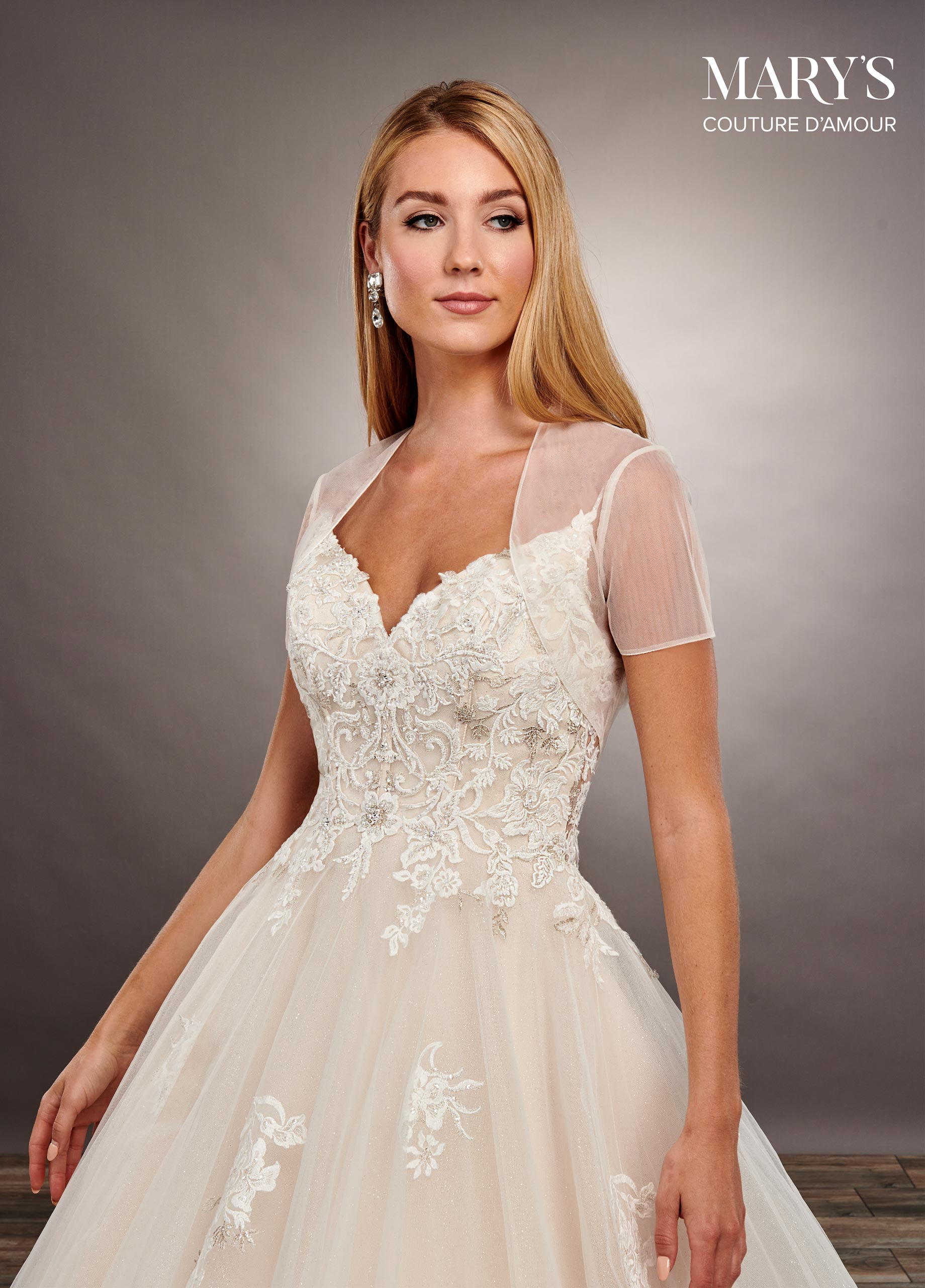 Couture Damour Bridal Dresses | Couture d'Amour | Style - MB4080