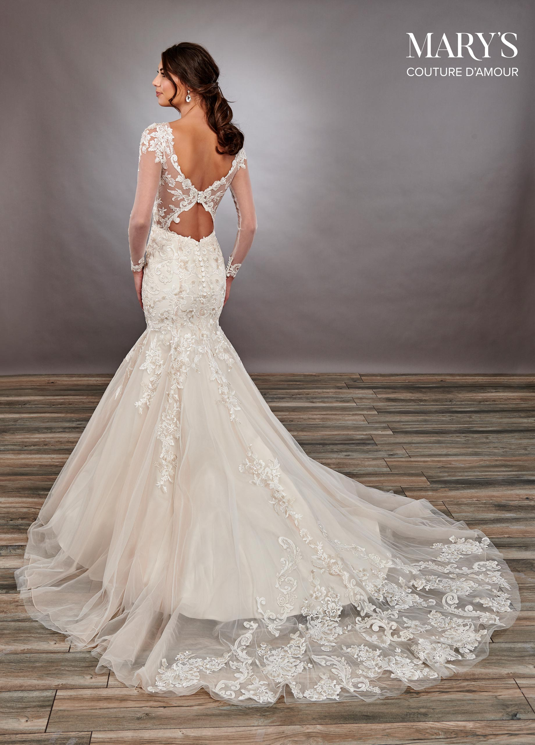Couture Damour Bridal Dresses | Couture d'Amour | Style - MB4081