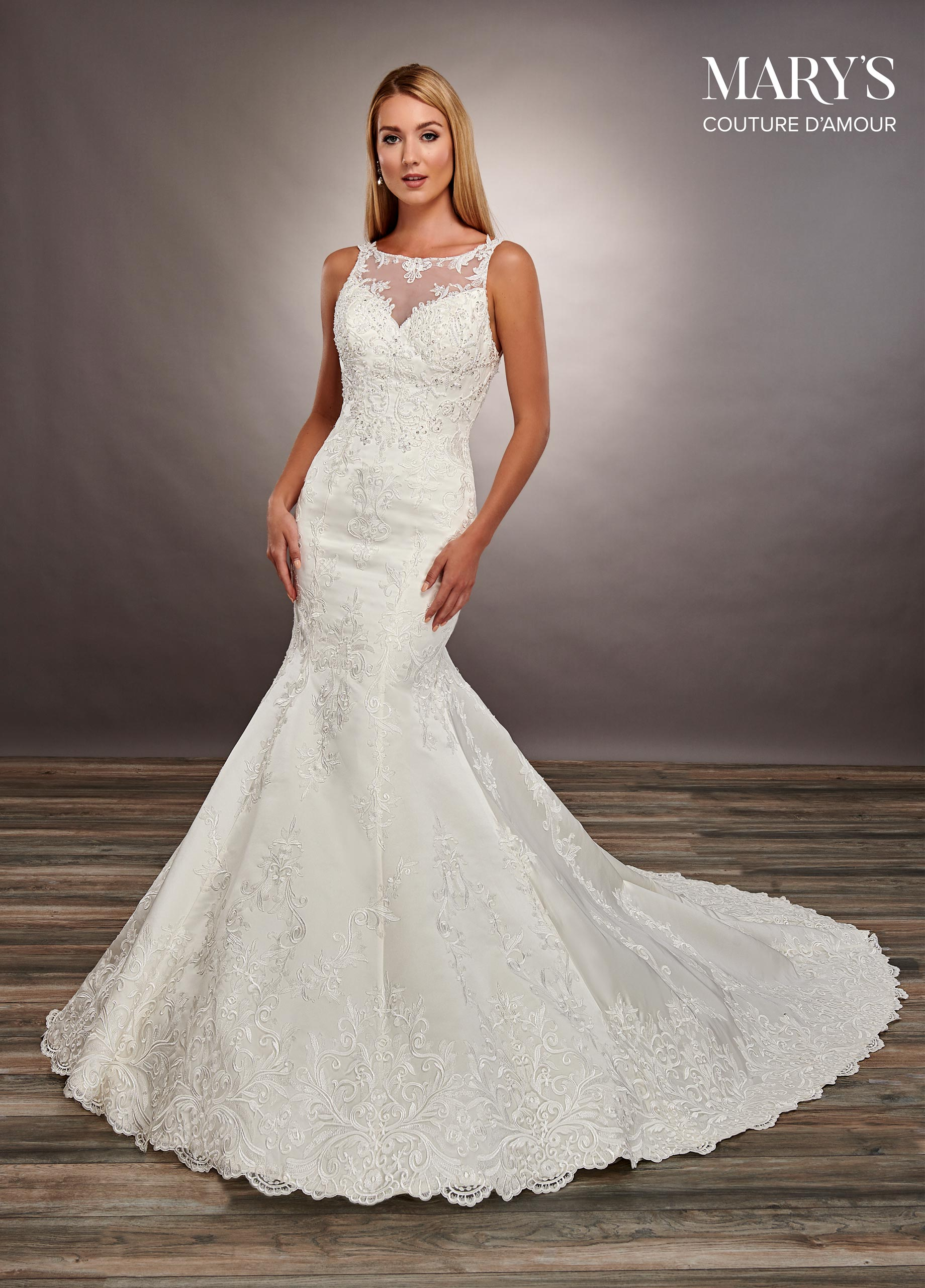Couture Damour Bridal Dresses   Couture d'Amour   Style - MB4083