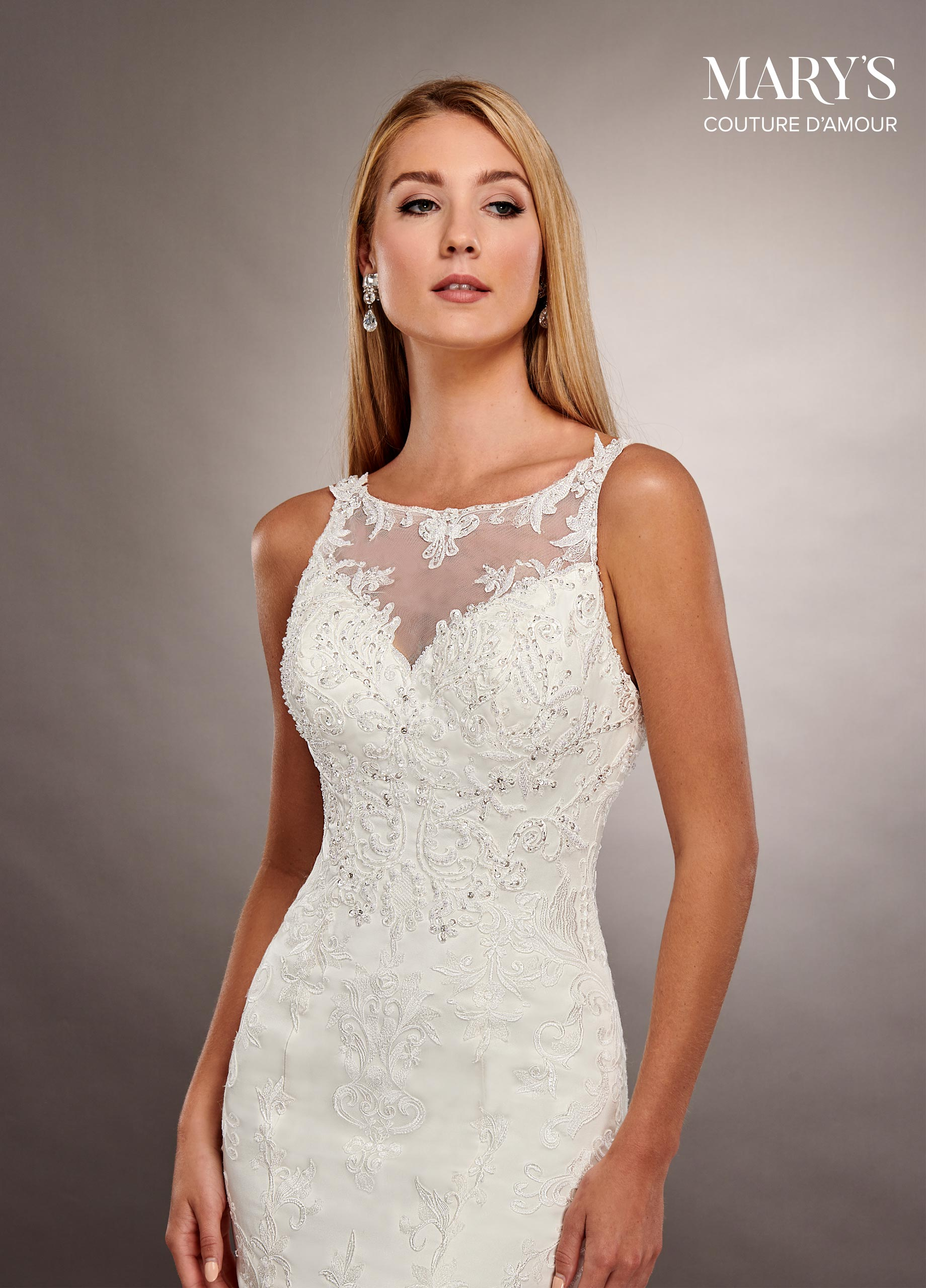 Couture Damour Bridal Dresses | Couture d'Amour | Style - MB4083