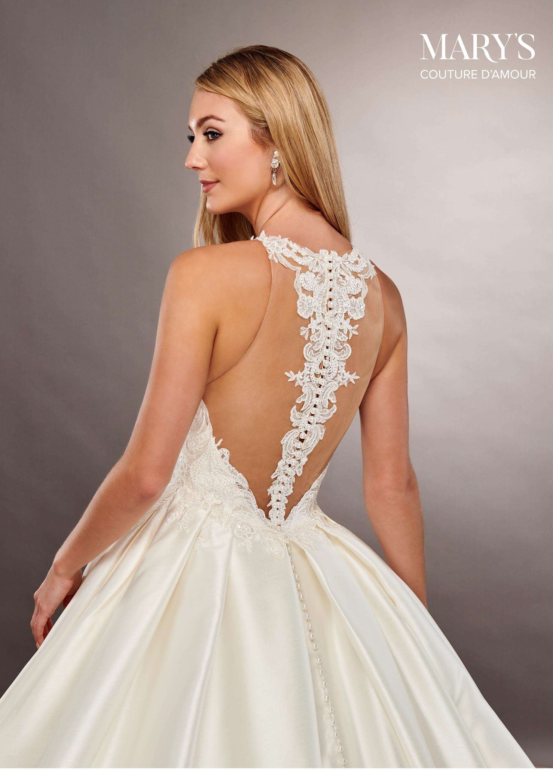 Couture Damour Bridal Dresses | Couture d'Amour | Style - MB4084