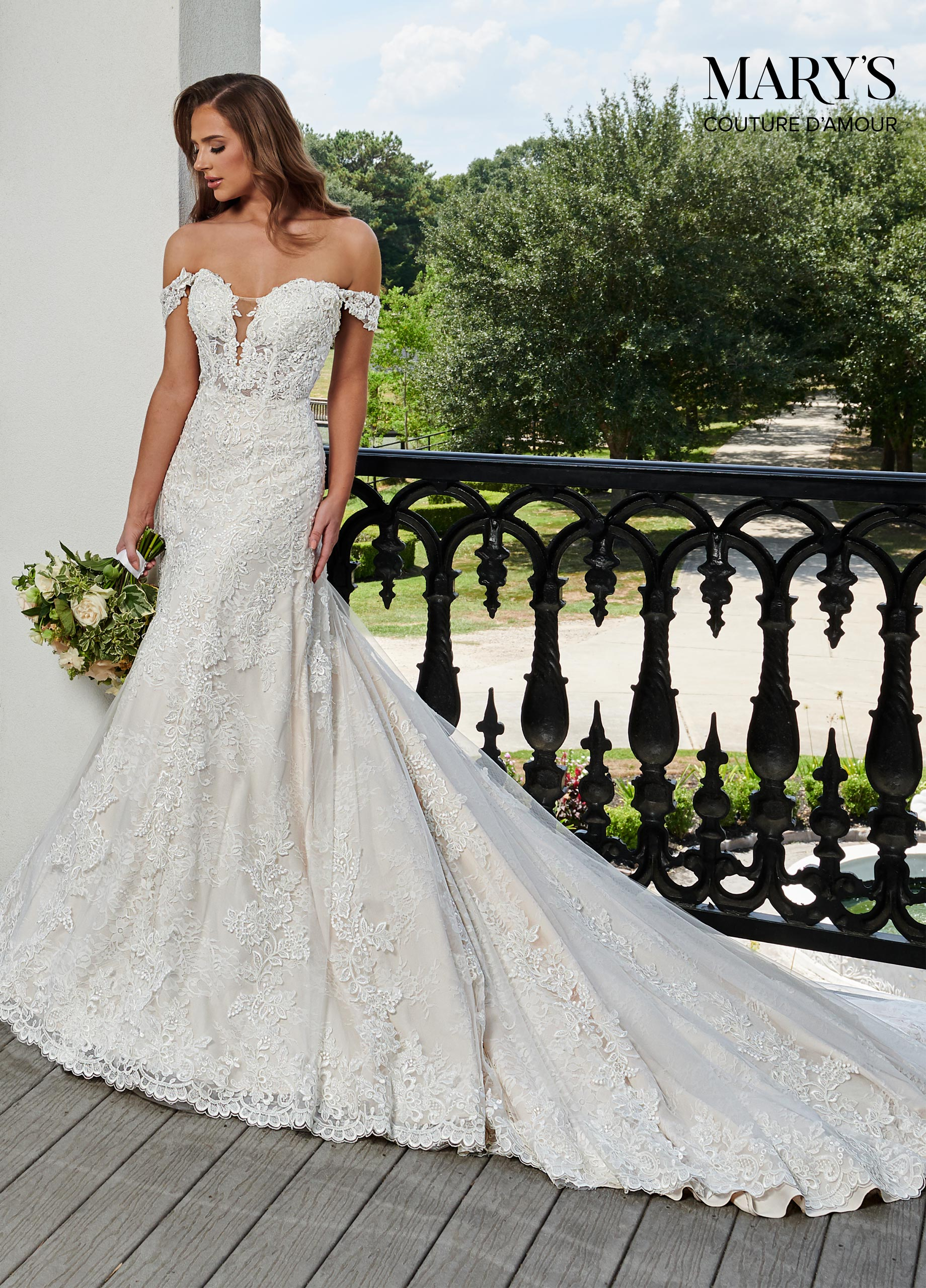 Couture Damour Bridal Dresses | Couture d'Amour | Style - MB4085