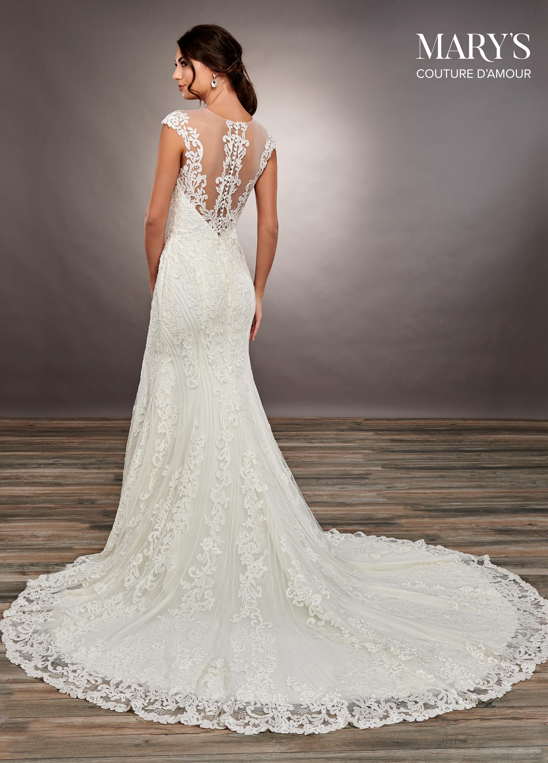 Couture Damour Bridal Dresses | Couture d'Amour | Style - MB4086
