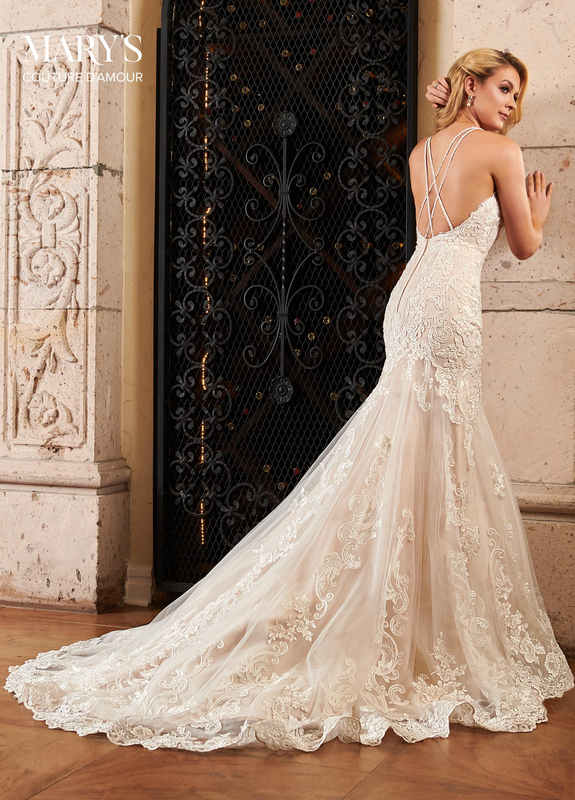 Couture Damour Bridal Dresses | Couture d'Amour | Style - MB4089