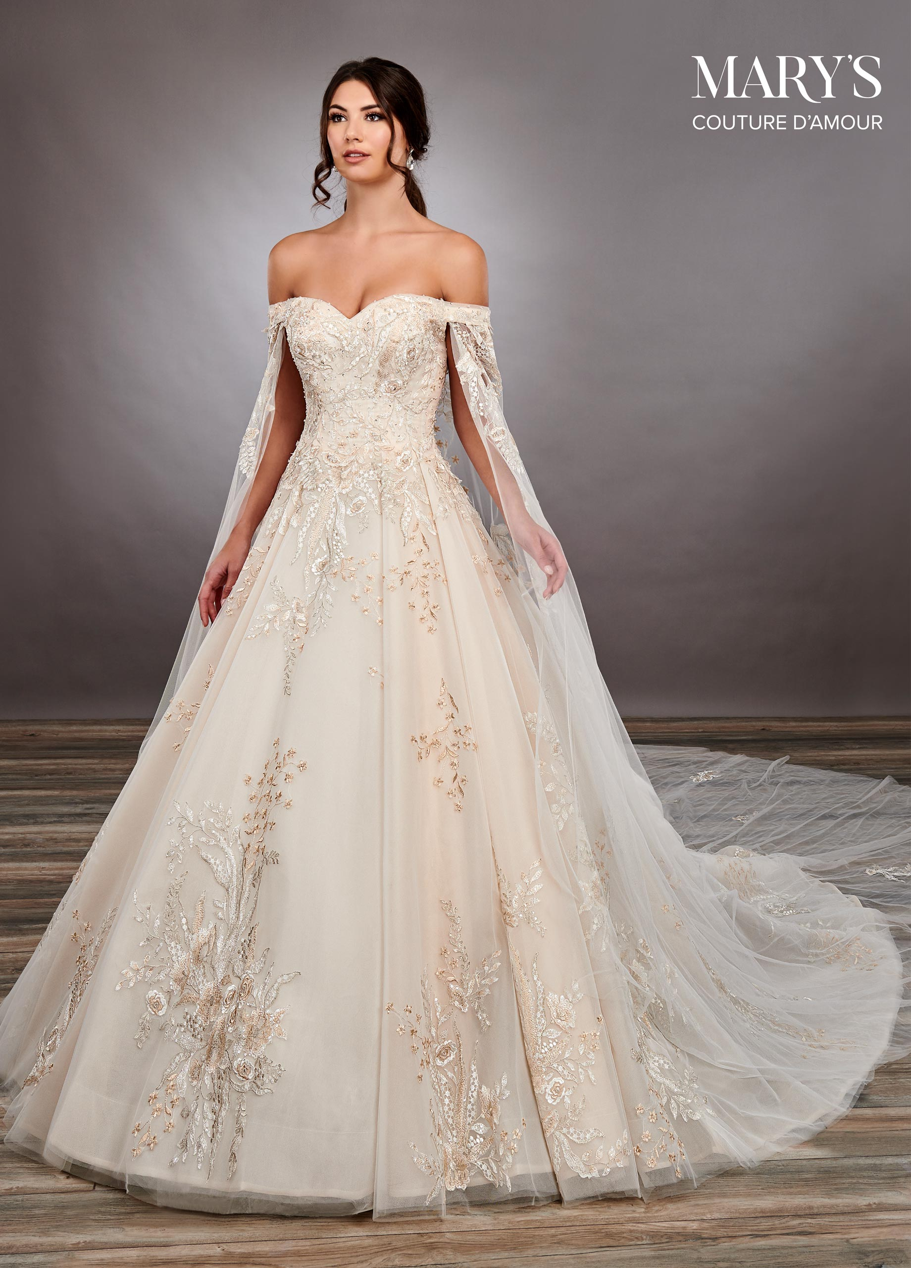 Couture Damour Bridal Dresses | Couture d'Amour | Style - MB4090