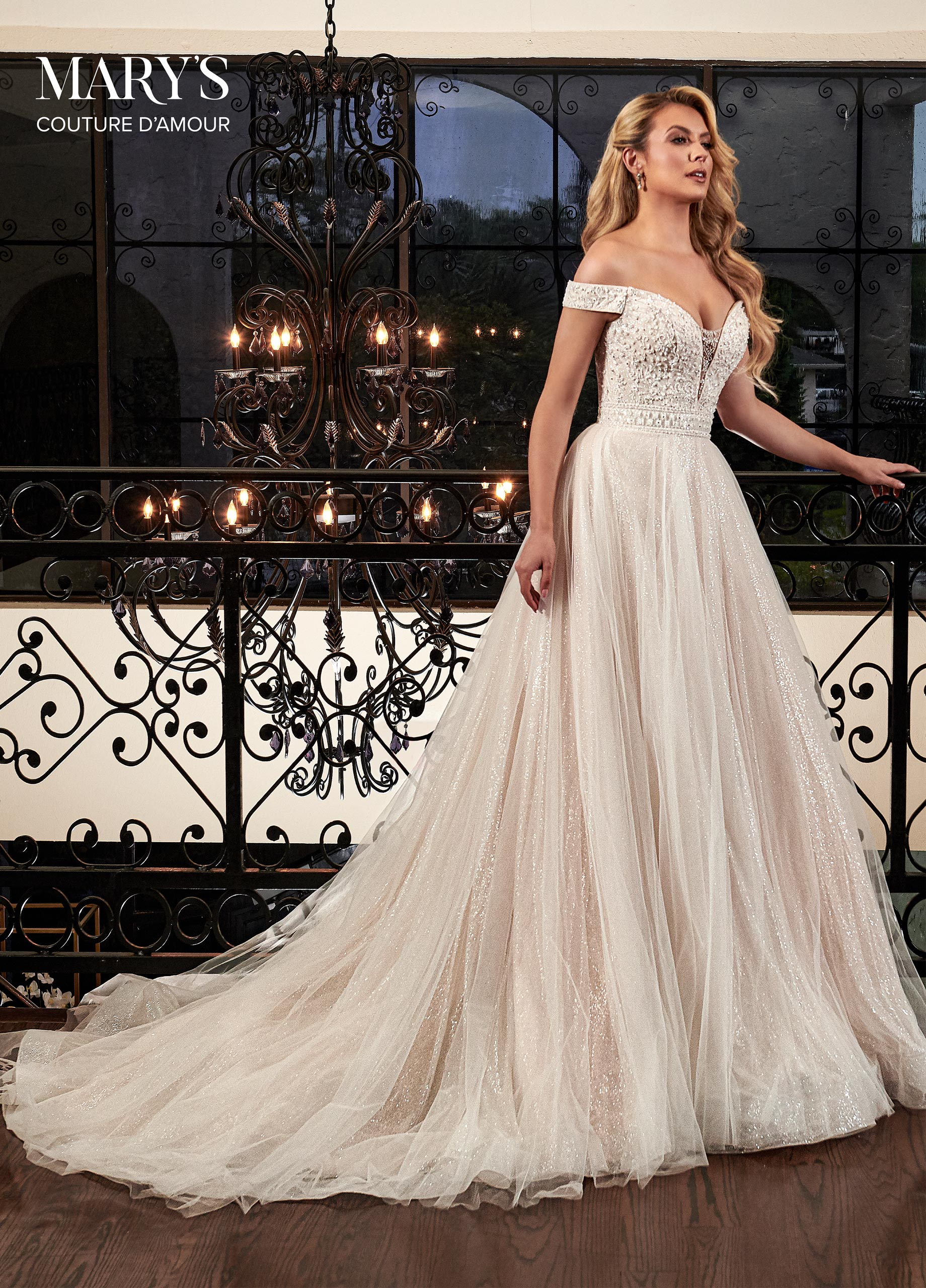 Couture Damour Bridal Dresses | Couture d'Amour | Style - MB4092
