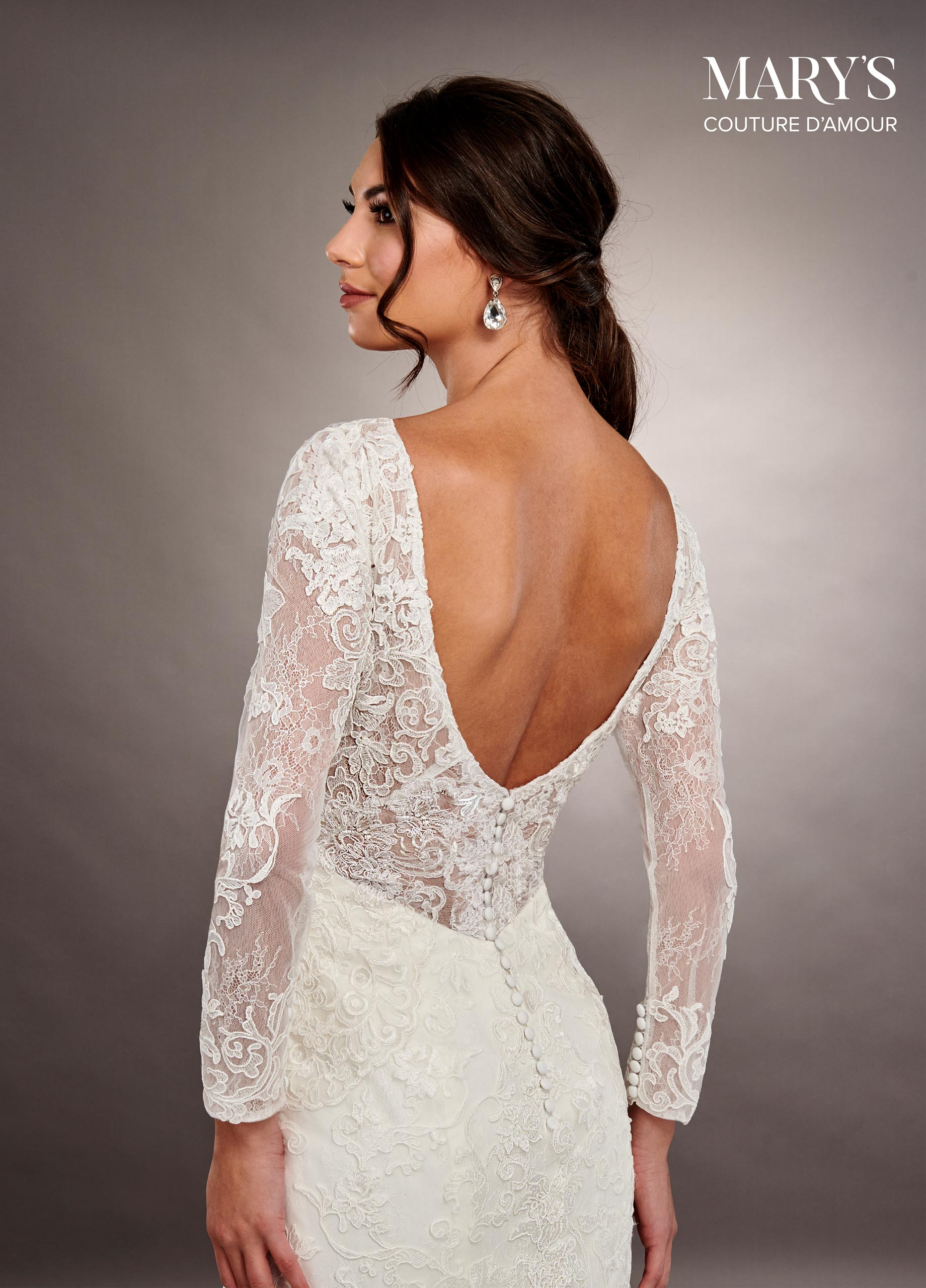 Couture Damour Bridal Dresses | Couture d'Amour | Style - MB4093