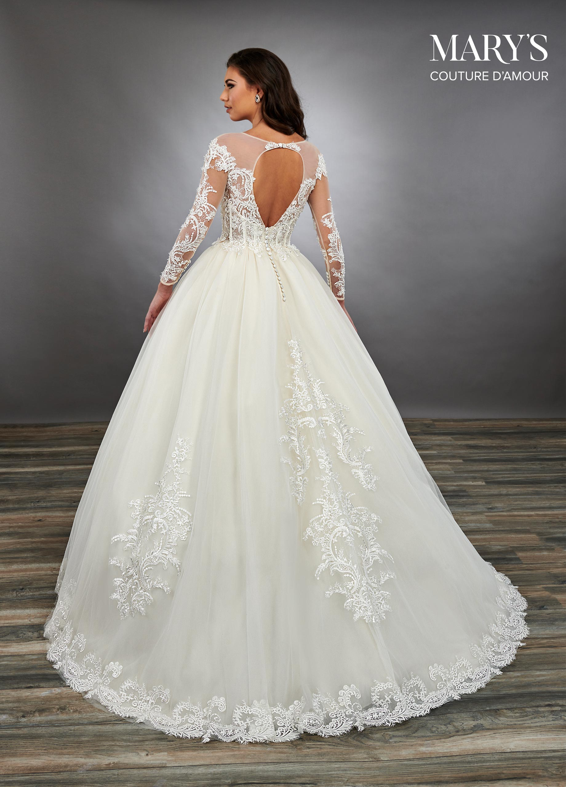 Couture Damour Bridal Dresses | Couture d'Amour | Style - MB4096