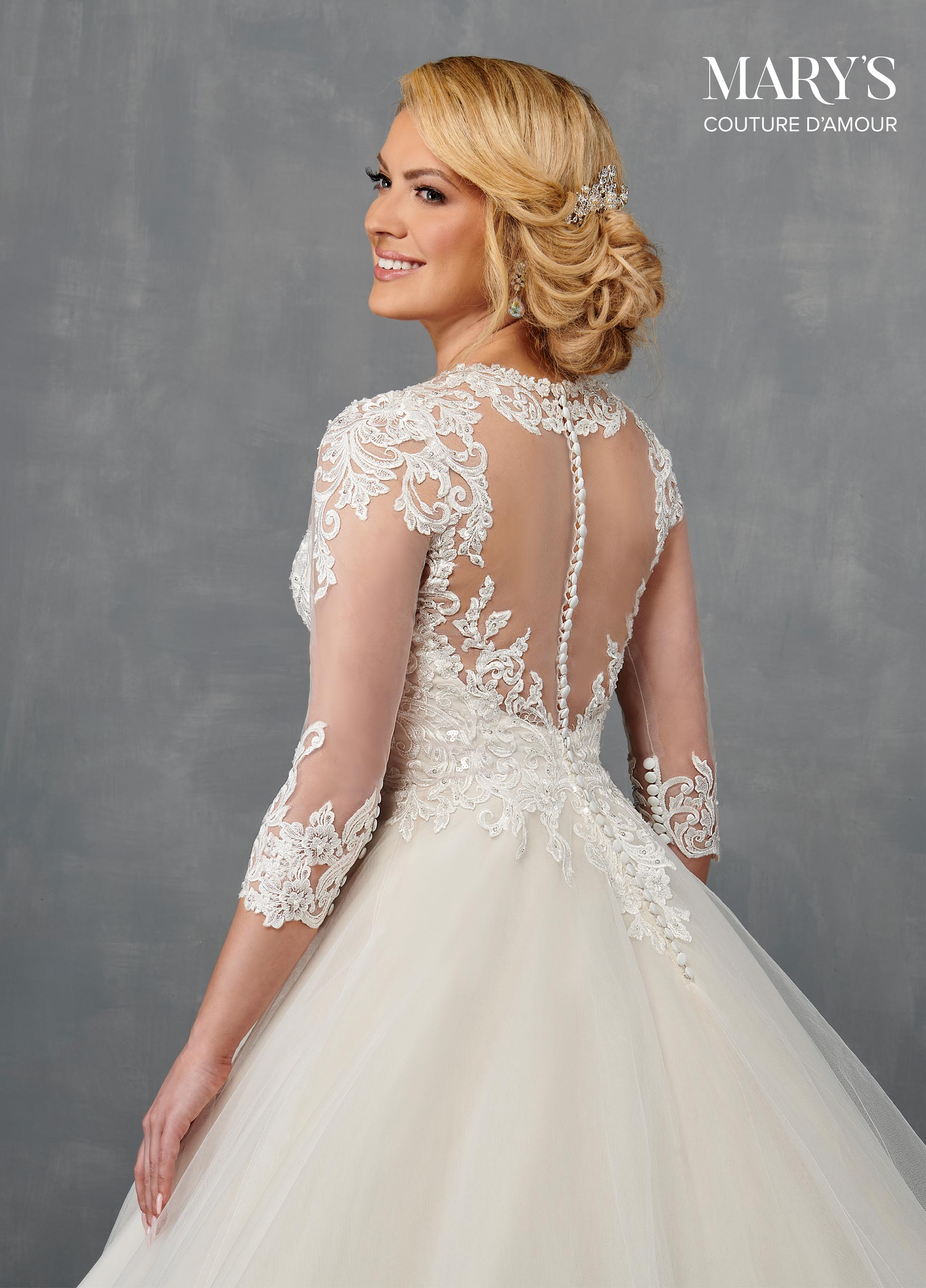Couture Damour Bridal Dresses | Couture d'Amour | Style - MB4098