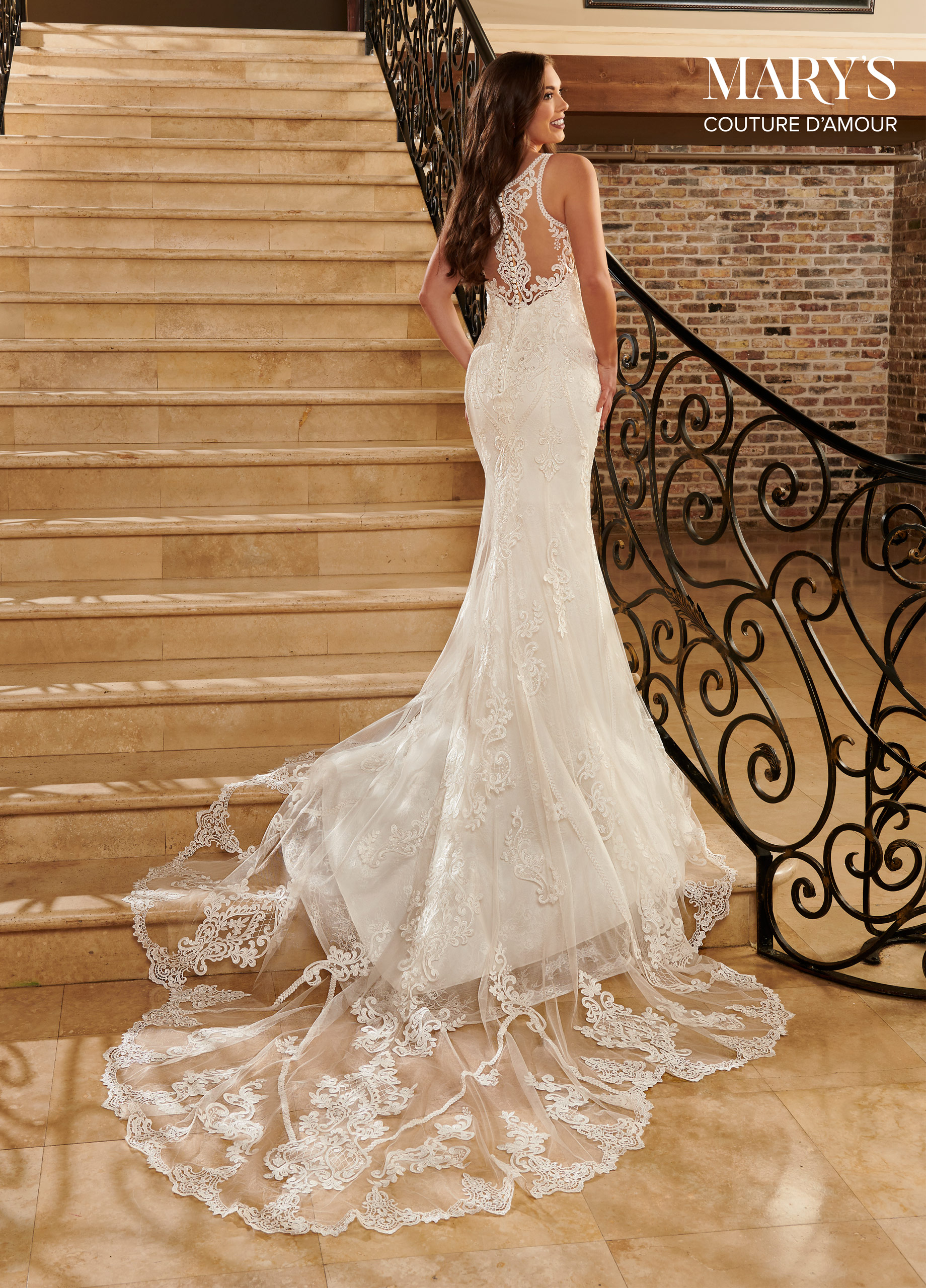 Couture Damour Bridal Dresses | Couture d'Amour | Style - MB4099