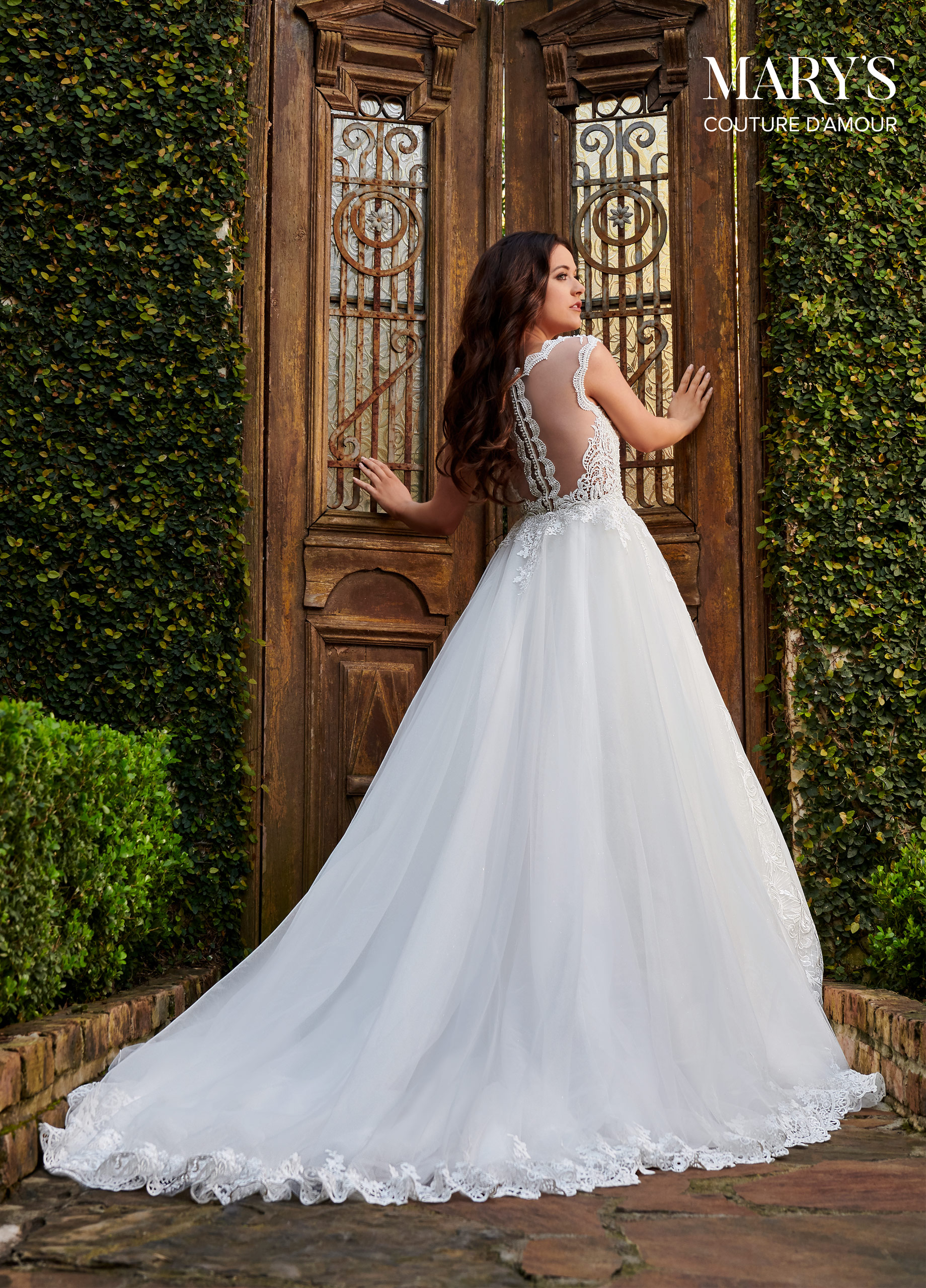 Couture Damour Bridal Dresses | Couture d'Amour | Style - MB4101