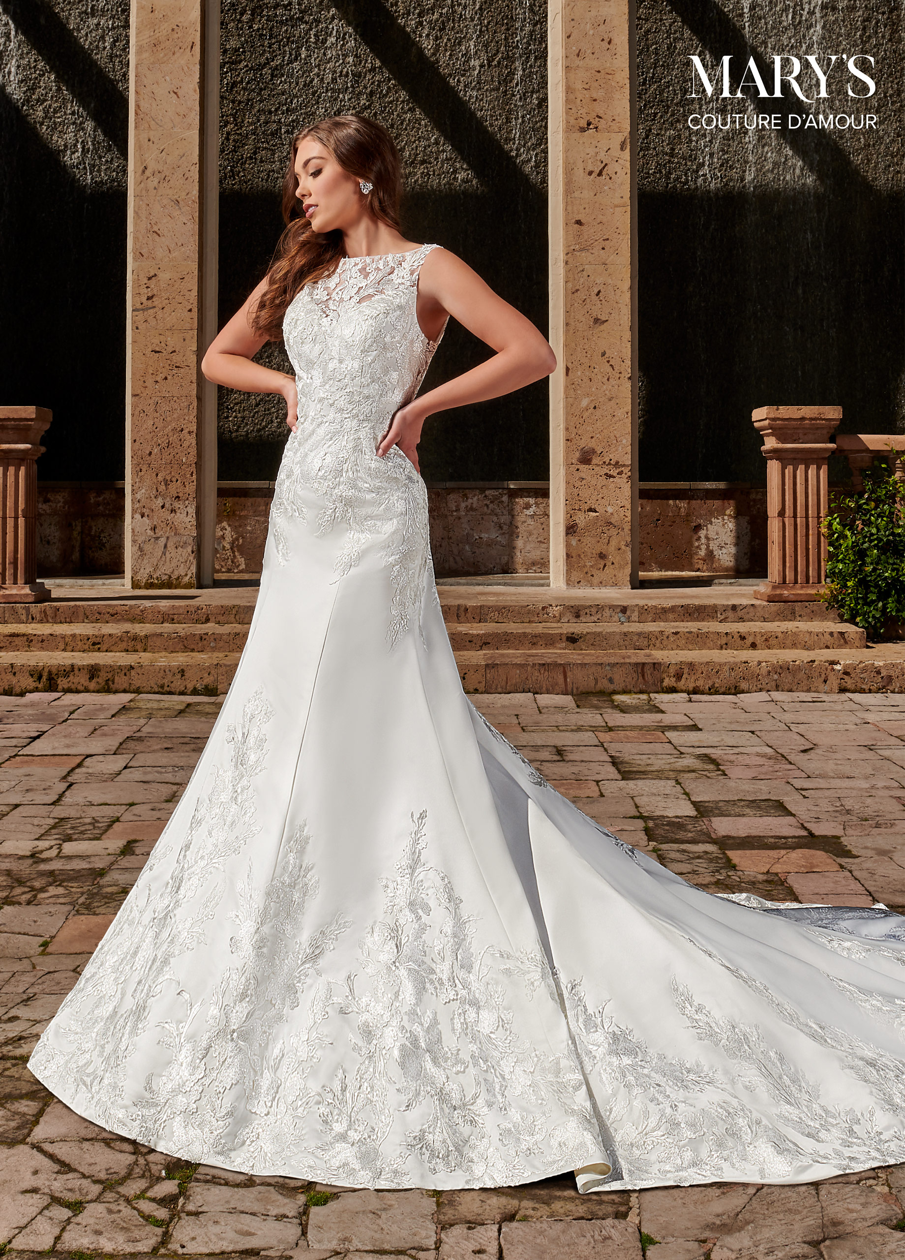 Couture Damour Bridal Dresses | Couture d'Amour | Style - MB4102