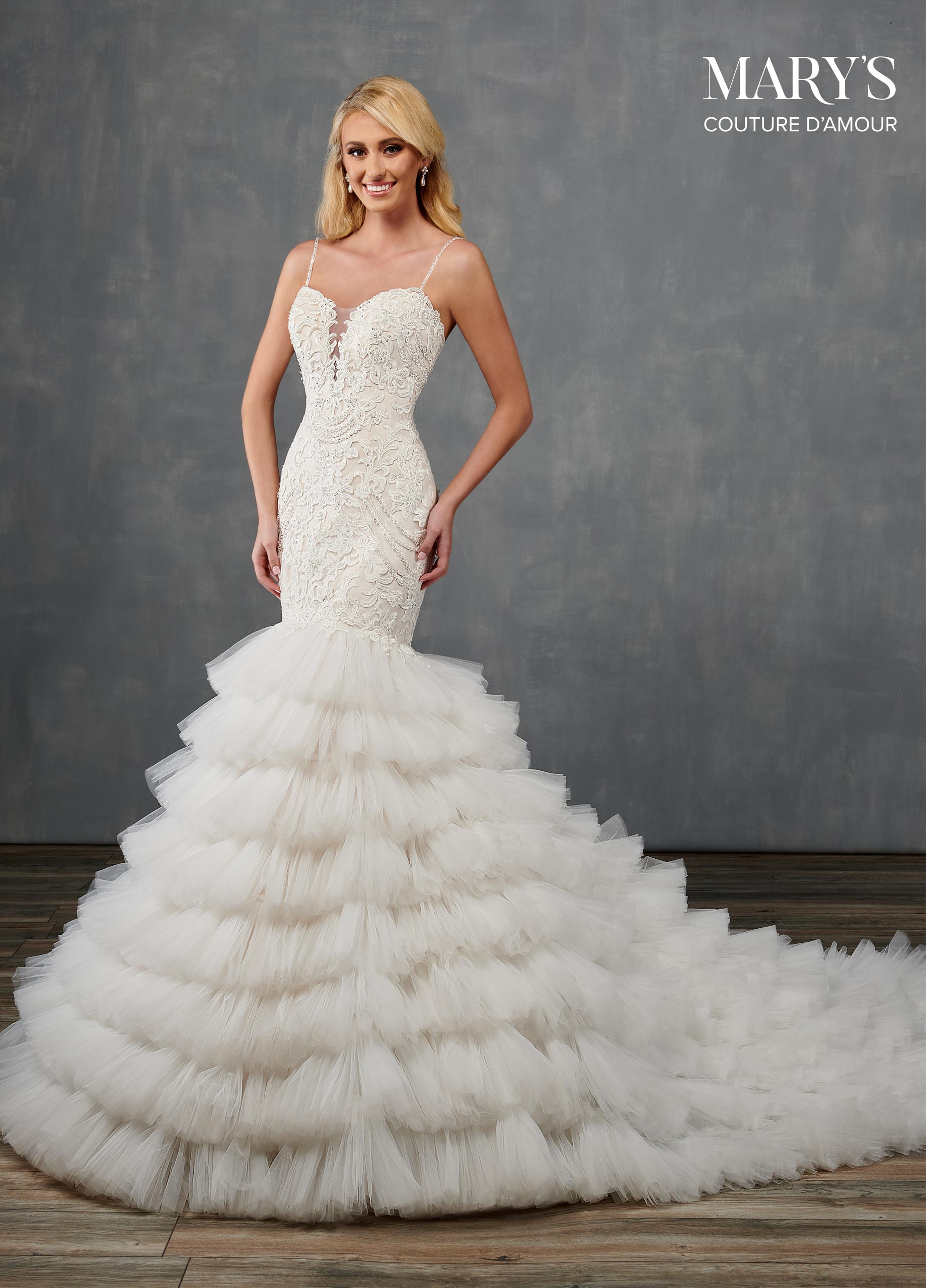 Couture Damour Bridal Dresses | Couture d'Amour | Style - MB4103