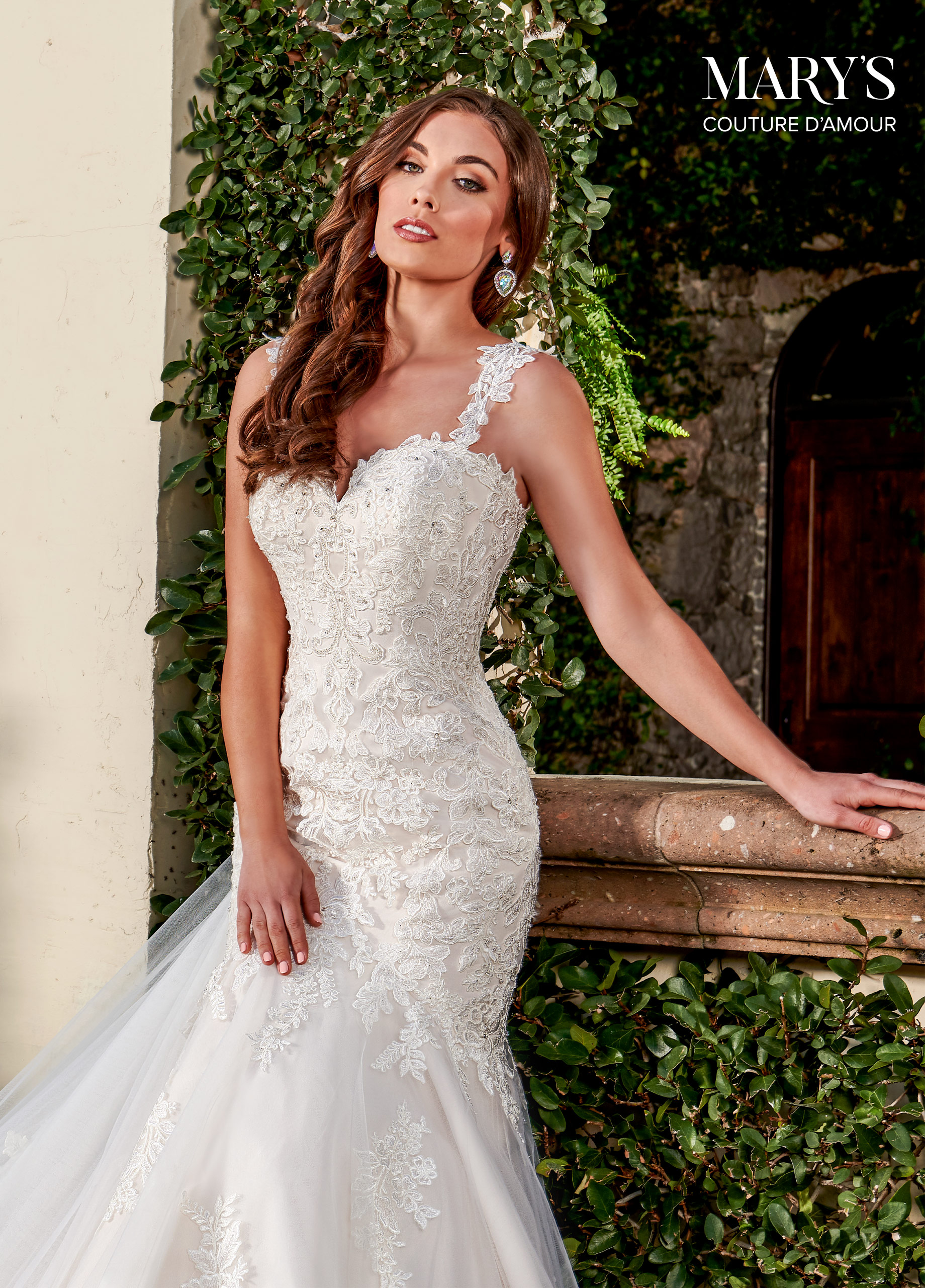 Couture Damour Bridal Dresses | Couture d'Amour | Style - MB4104
