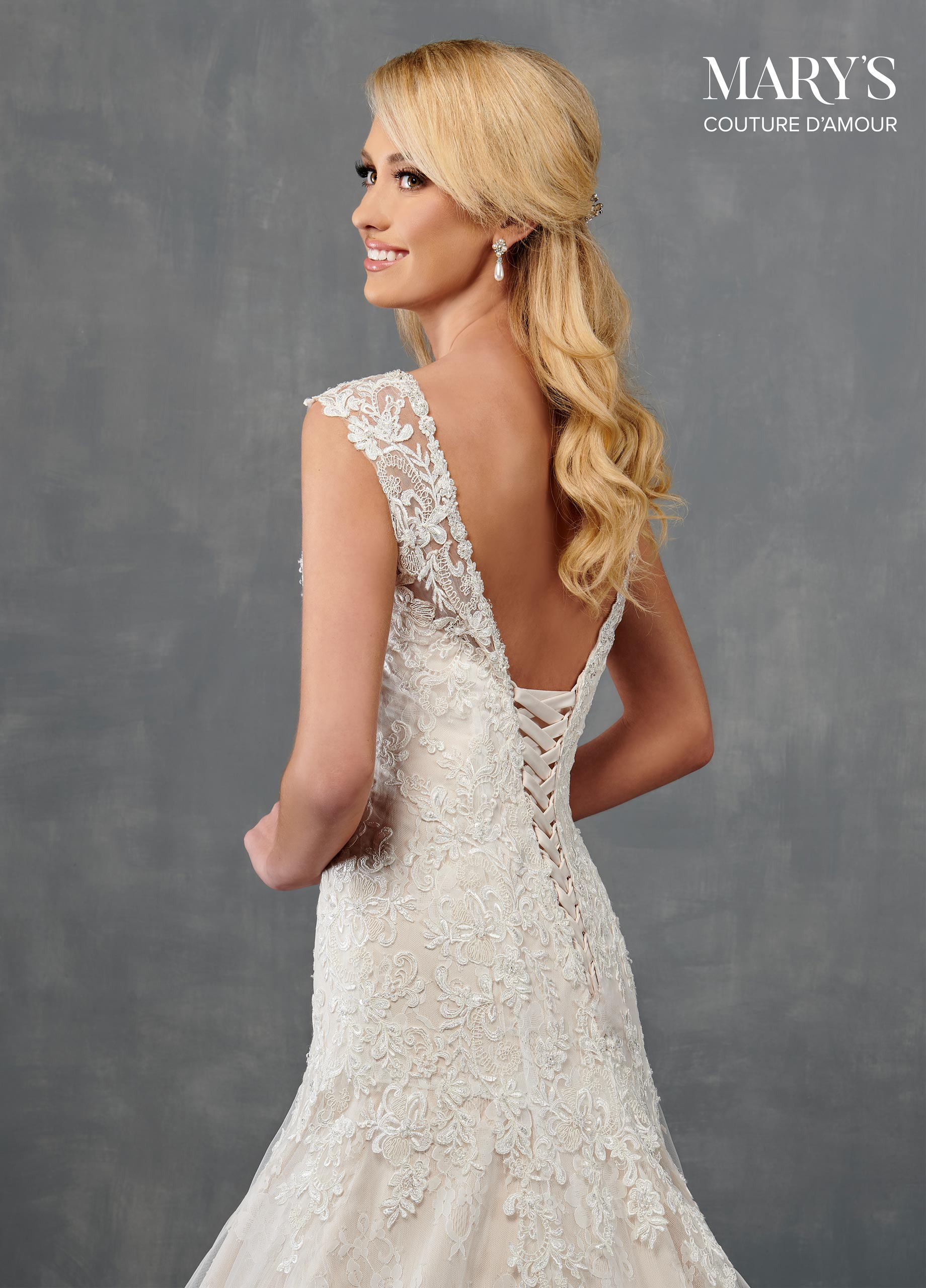 Couture Damour Bridal Dresses | Couture d'Amour | Style - MB4105